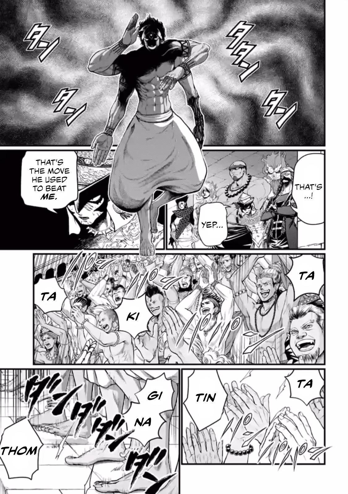Shuumatsu no Valkyrie, Chapter 38 image 006