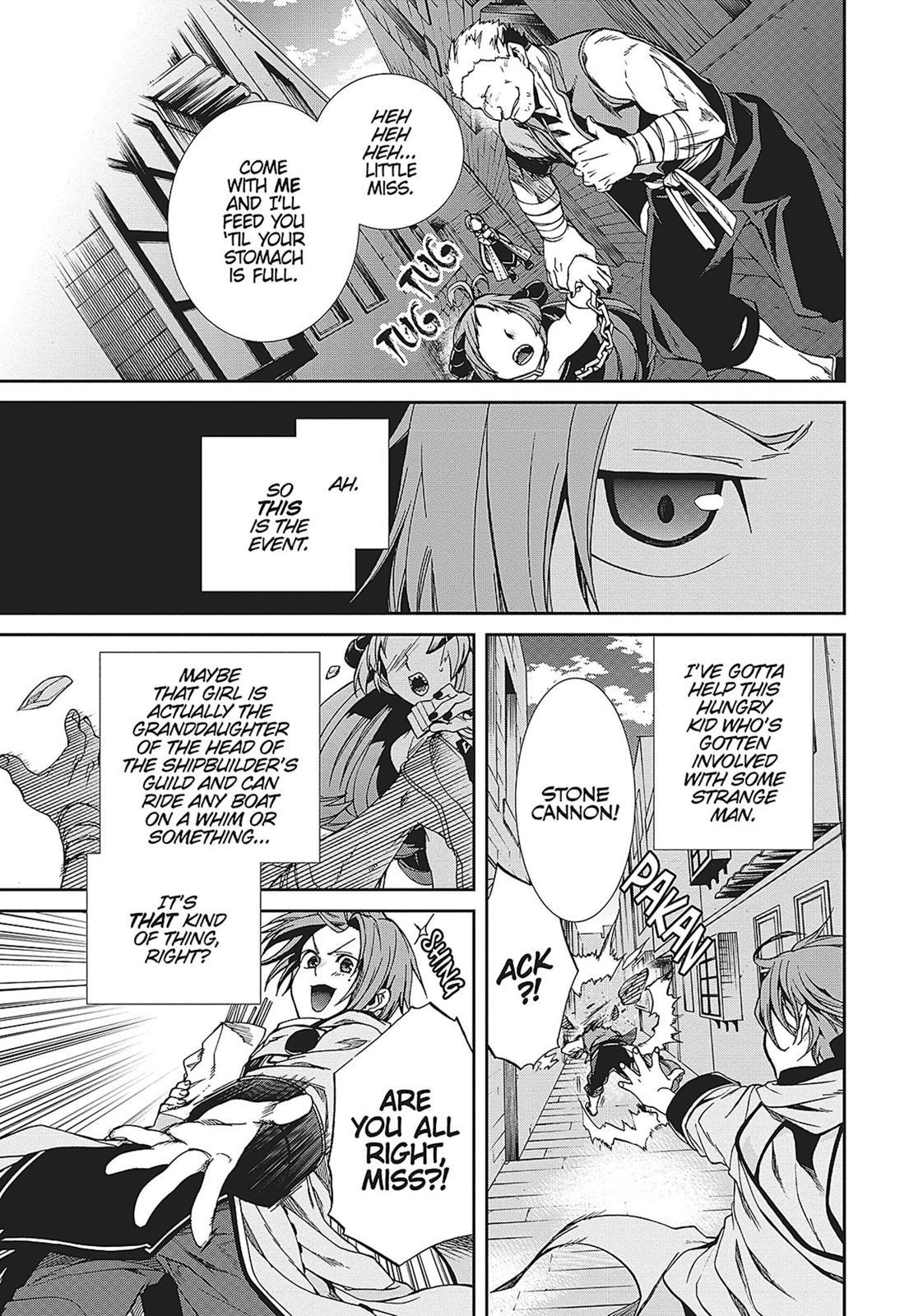 Mushoku Tensei, Chapter 28 image 020