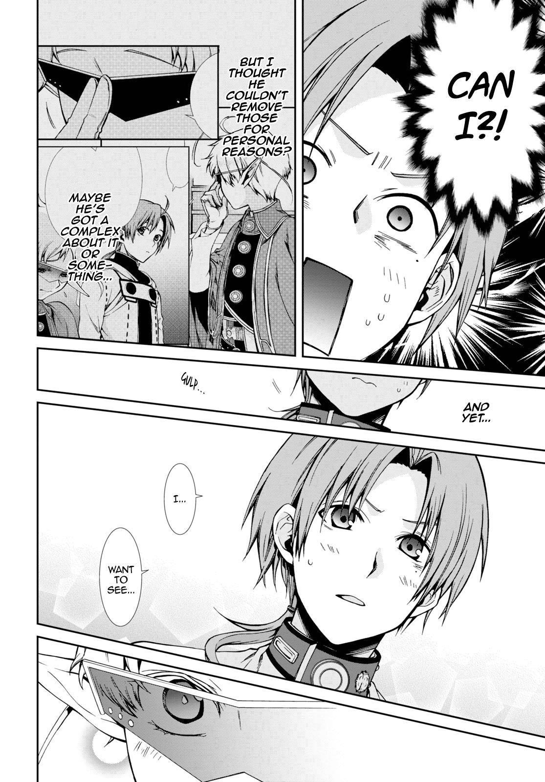 Mushoku Tensei, Chapter 62 image 002