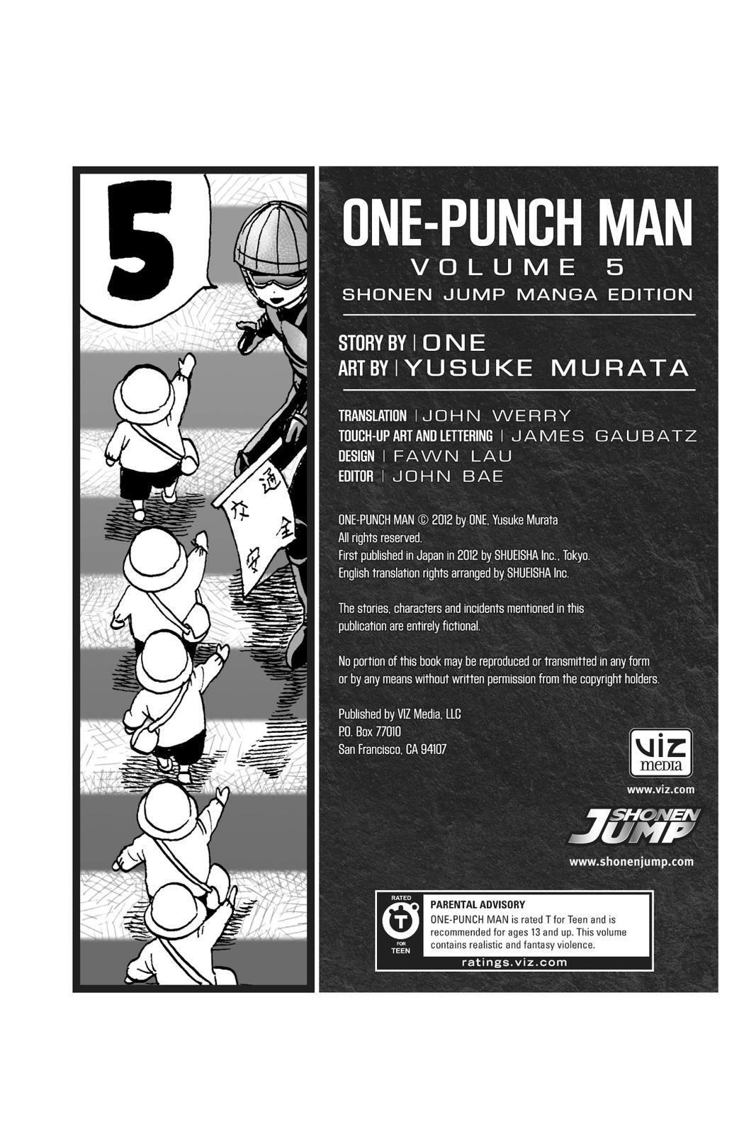 One-Punch Man, Chapter 29 image 050