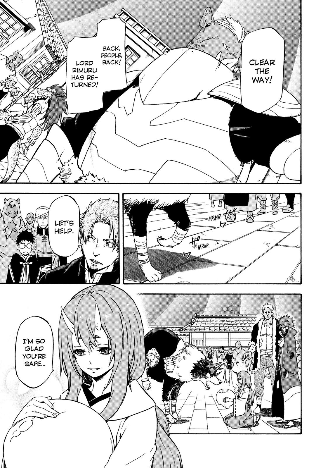 Tensei shitara Slime Datta Ken, Chapter 68 image 005