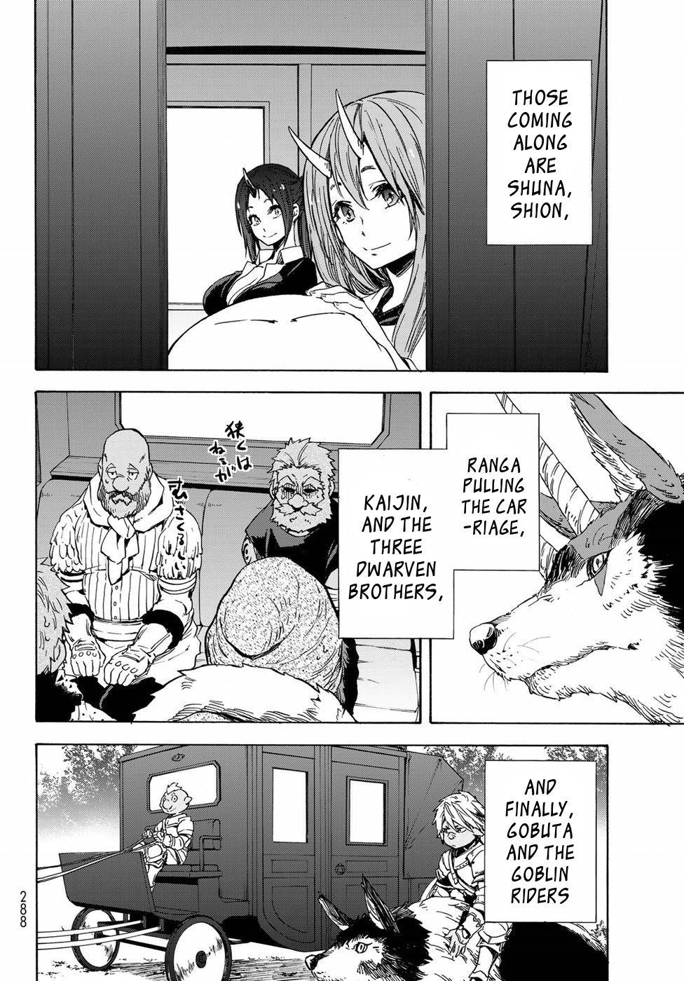 Tensei shitara Slime Datta Ken, Chapter 41 image 013