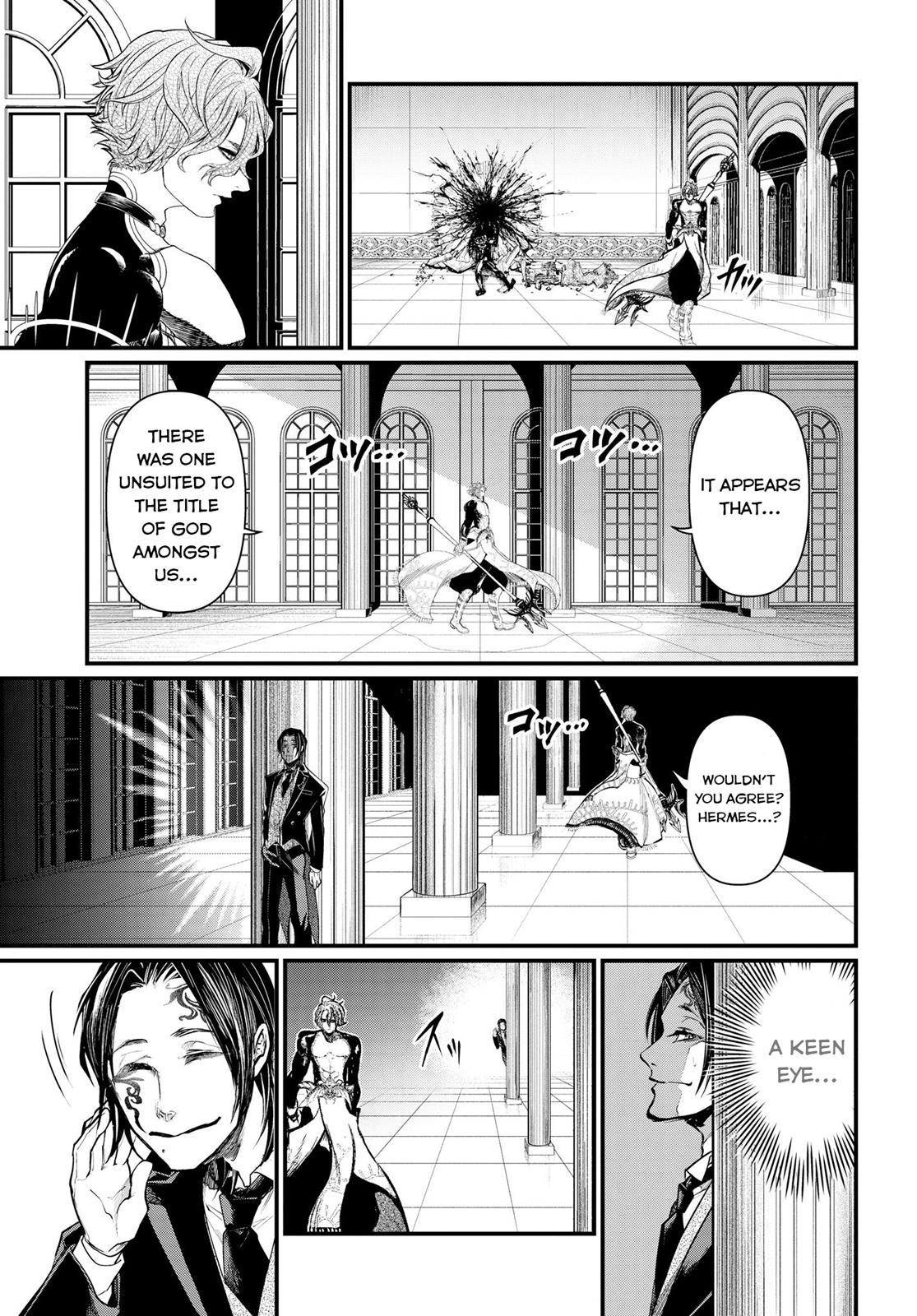 Shuumatsu no Valkyrie, Chapter 15 image 033