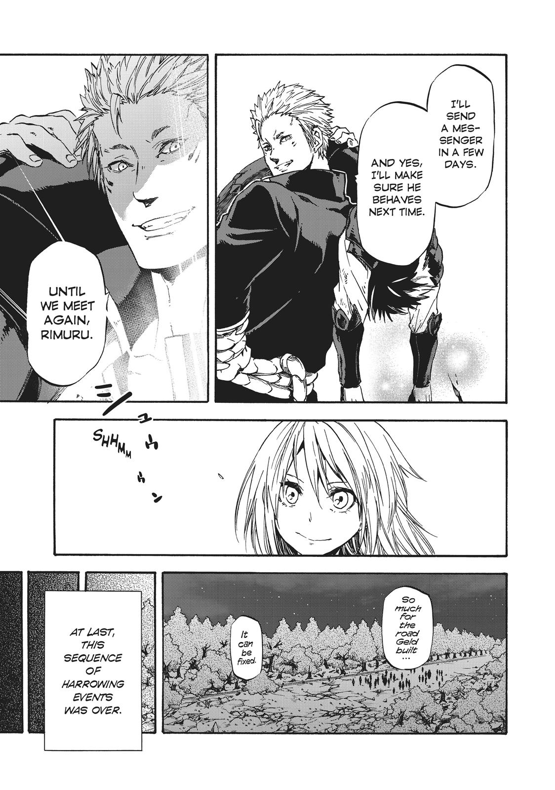Tensei shitara Slime Datta Ken, Chapter 39 image 017