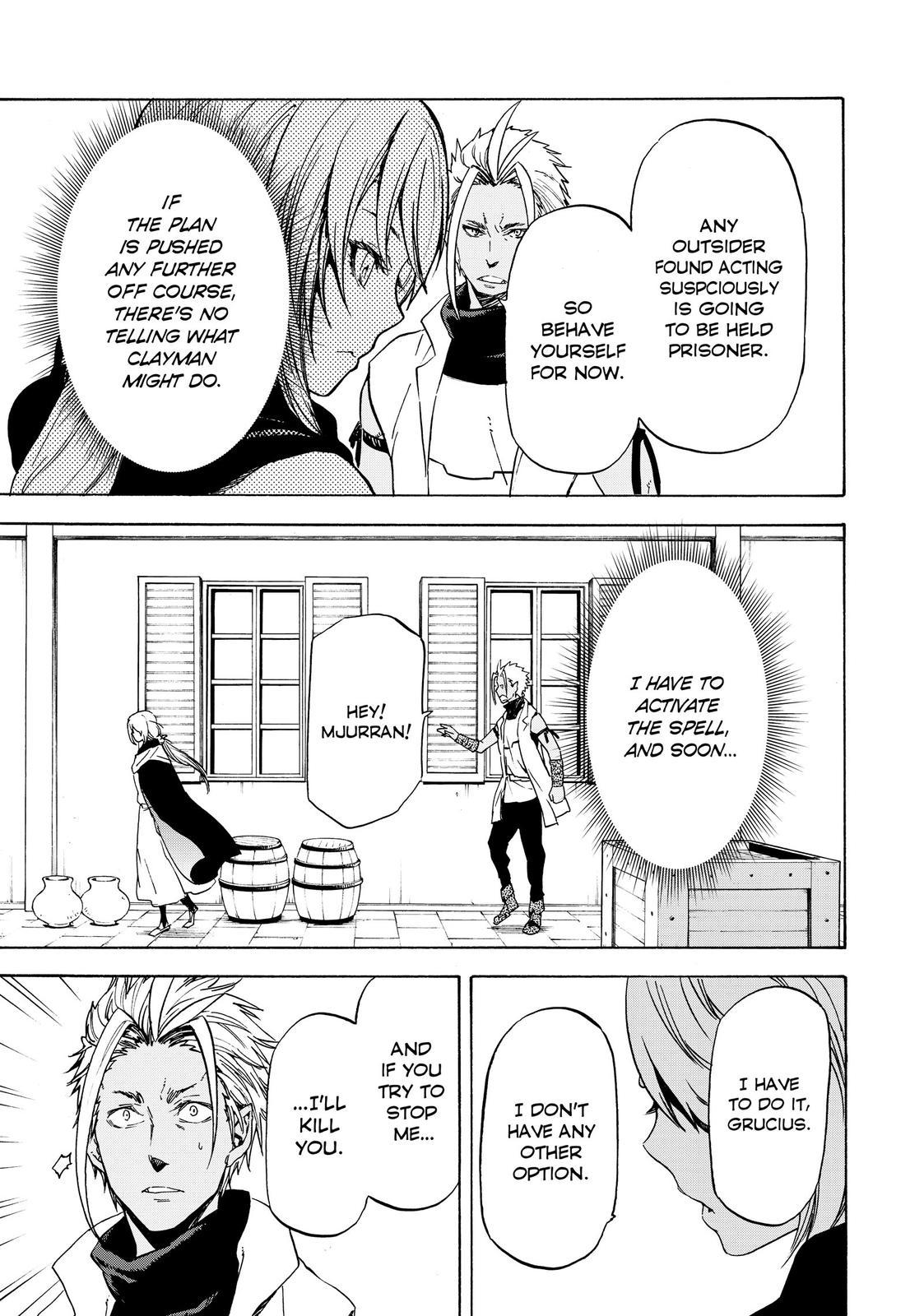 Tensei shitara Slime Datta Ken, Chapter 58 image 015