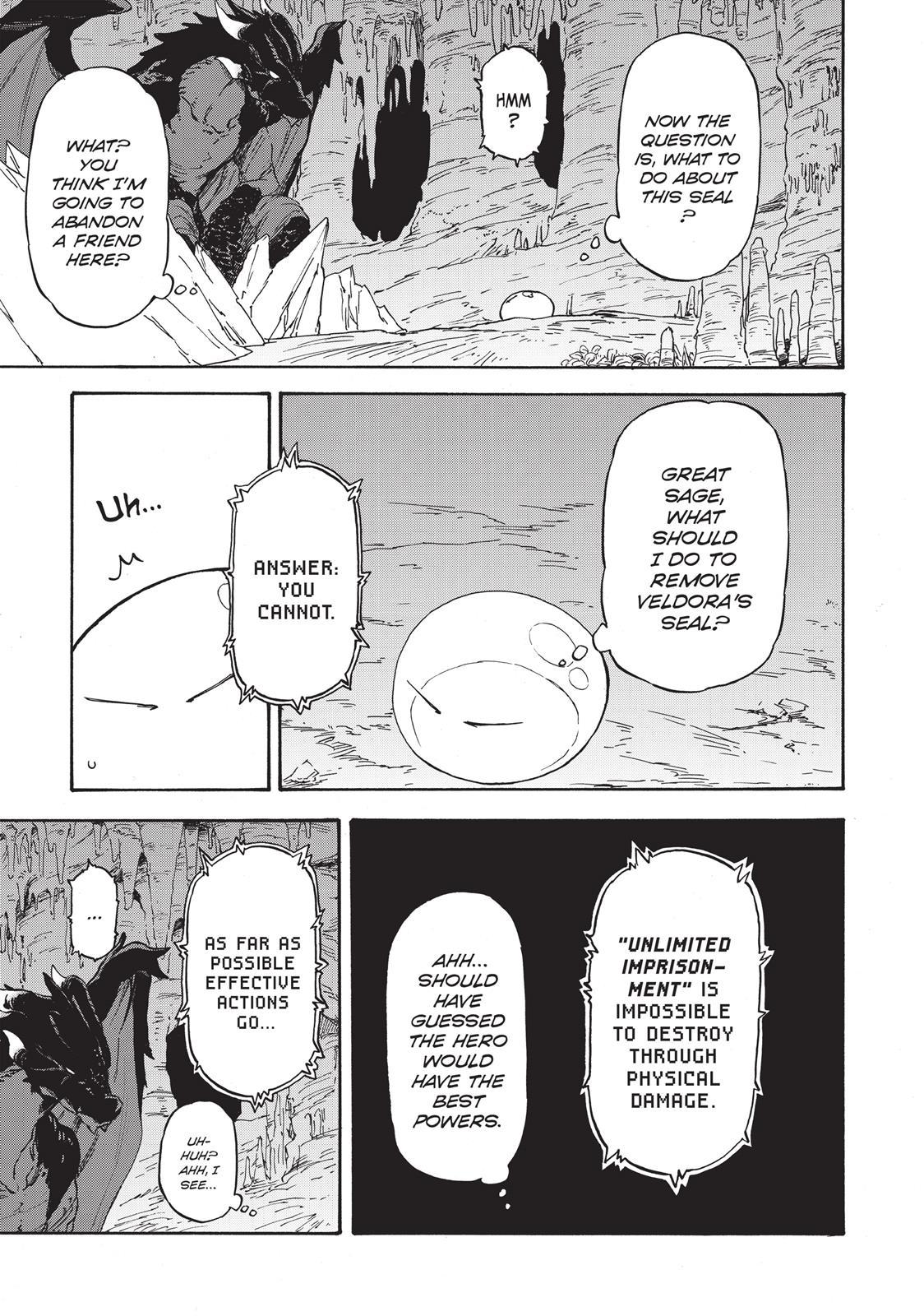 Tensei shitara Slime Datta Ken, Chapter 1 image 040