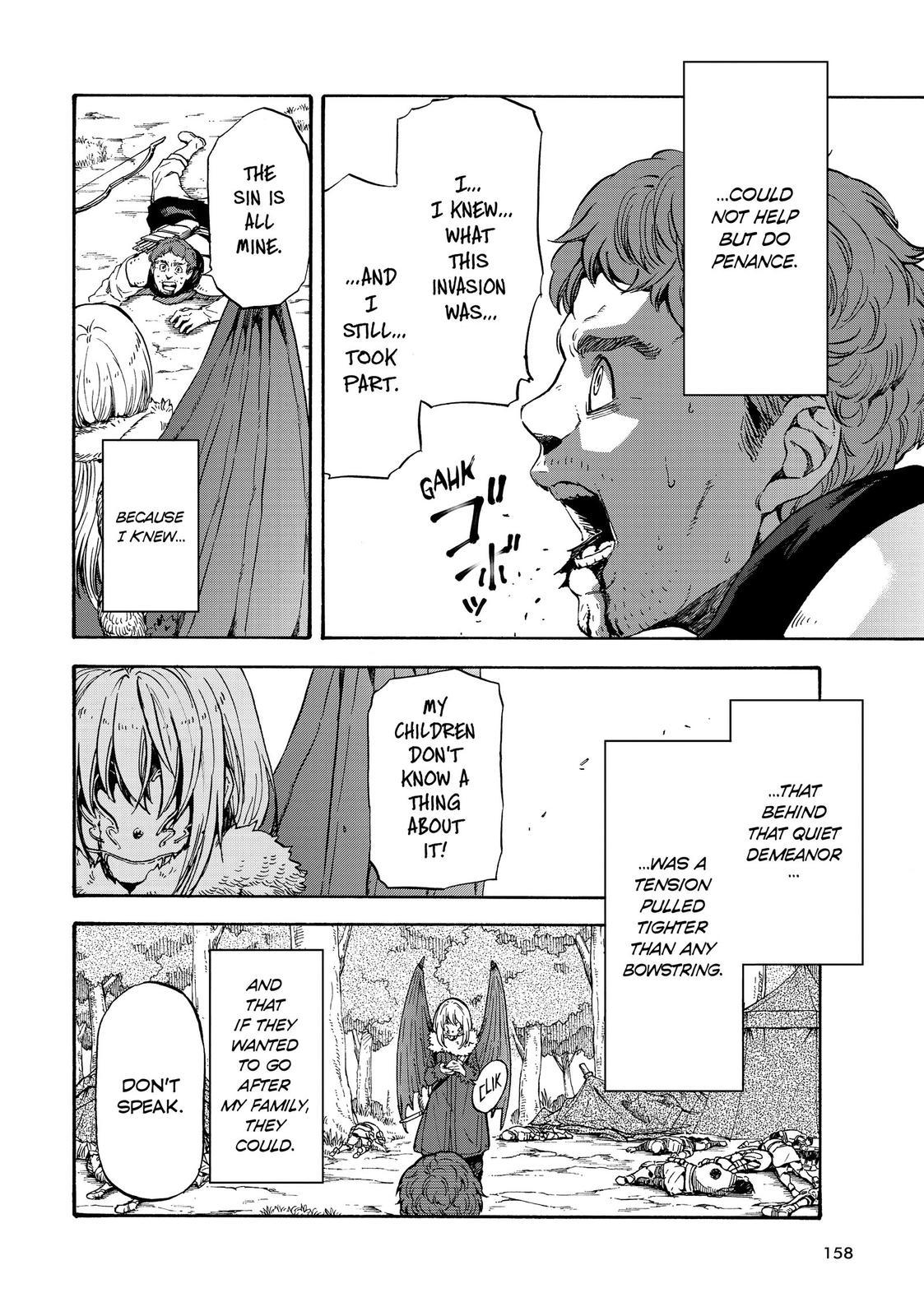 Tensei shitara Slime Datta Ken, Chapter 70.5 image 017