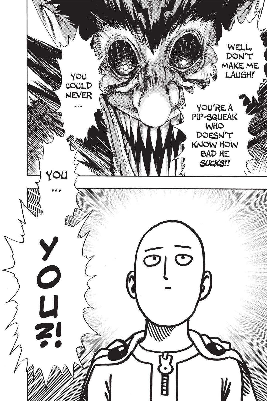 One-Punch Man, Chapter 75 image 004