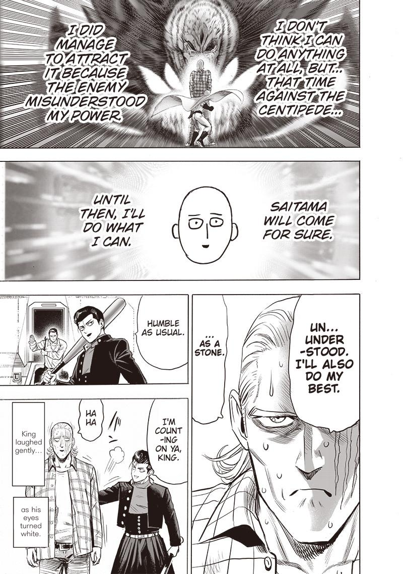One-Punch Man, Chapter 140 image 013