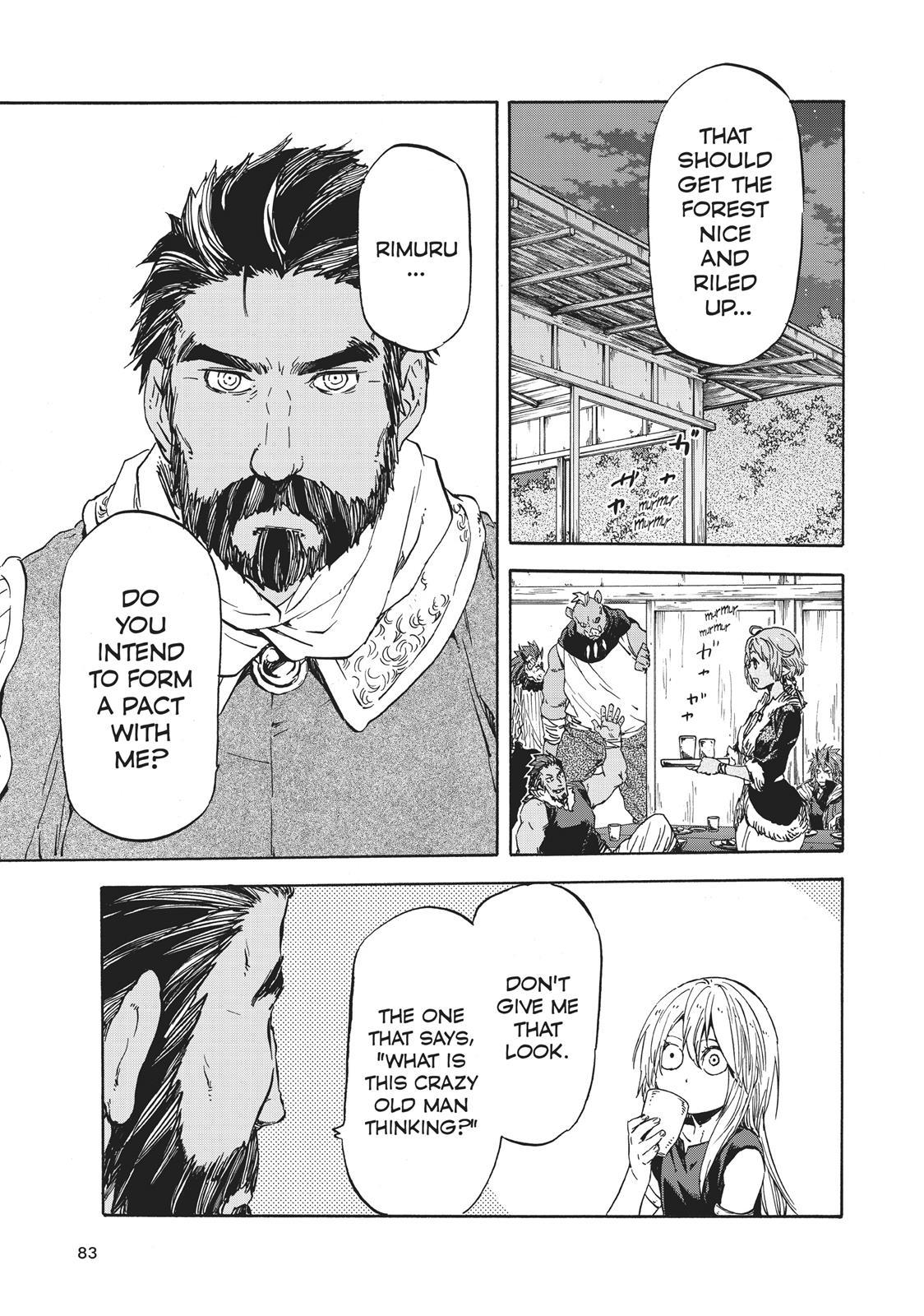Tensei shitara Slime Datta Ken, Chapter 29 image 023