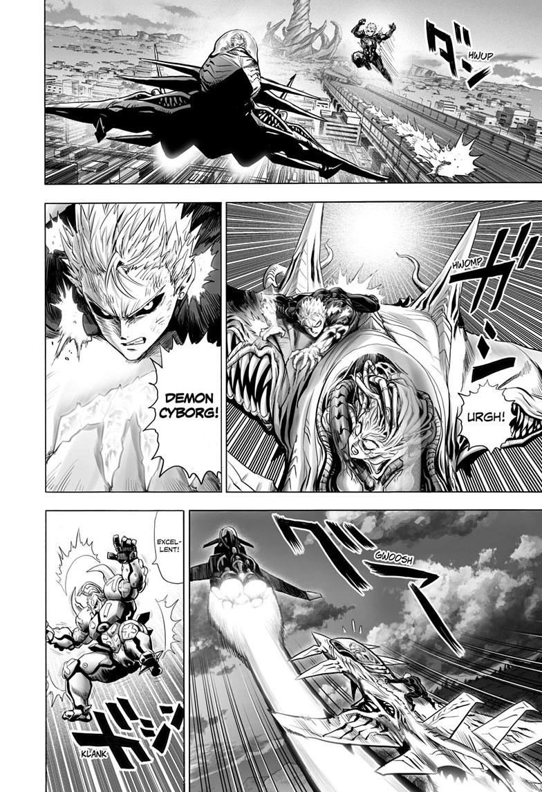 One-Punch Man, Chapter 135 image 033
