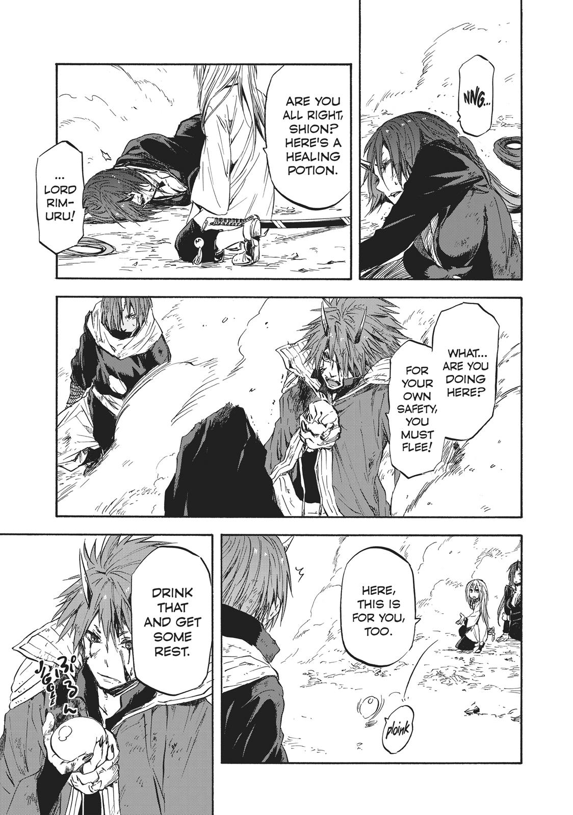 Tensei shitara Slime Datta Ken, Chapter 30 image 022