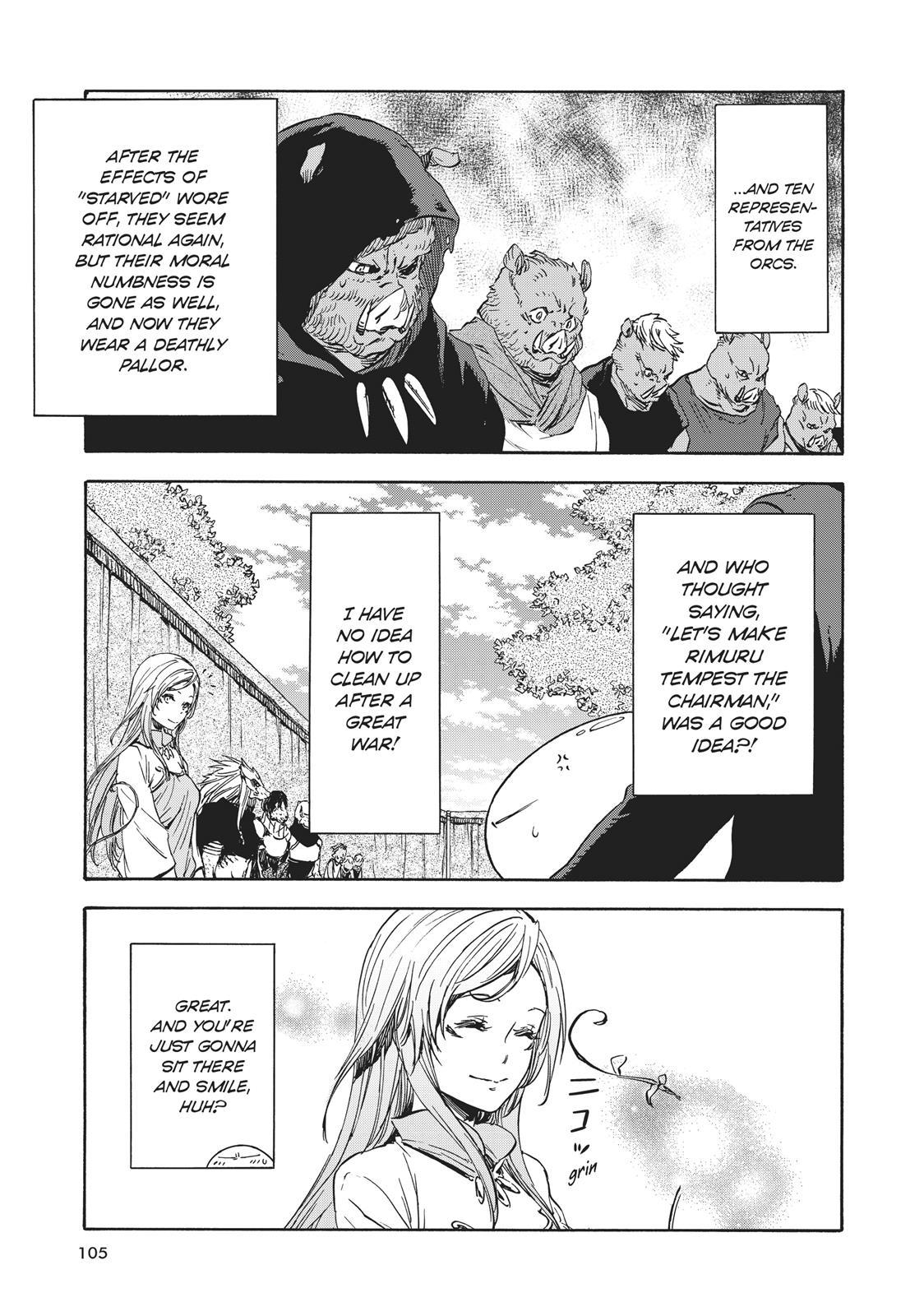Tensei shitara Slime Datta Ken, Chapter 26 image 005