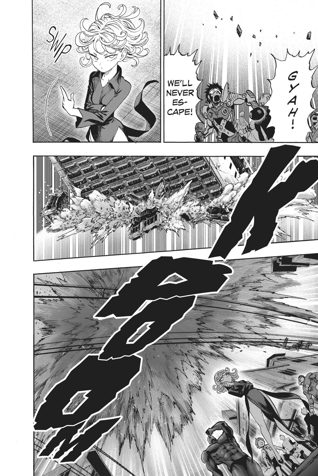 One-Punch Man, Chapter 96 image 022
