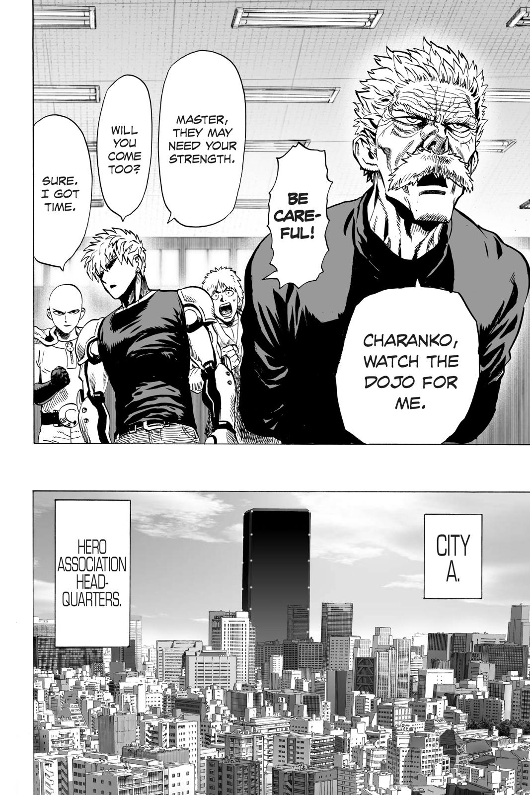 One-Punch Man, Chapter 30 image 013