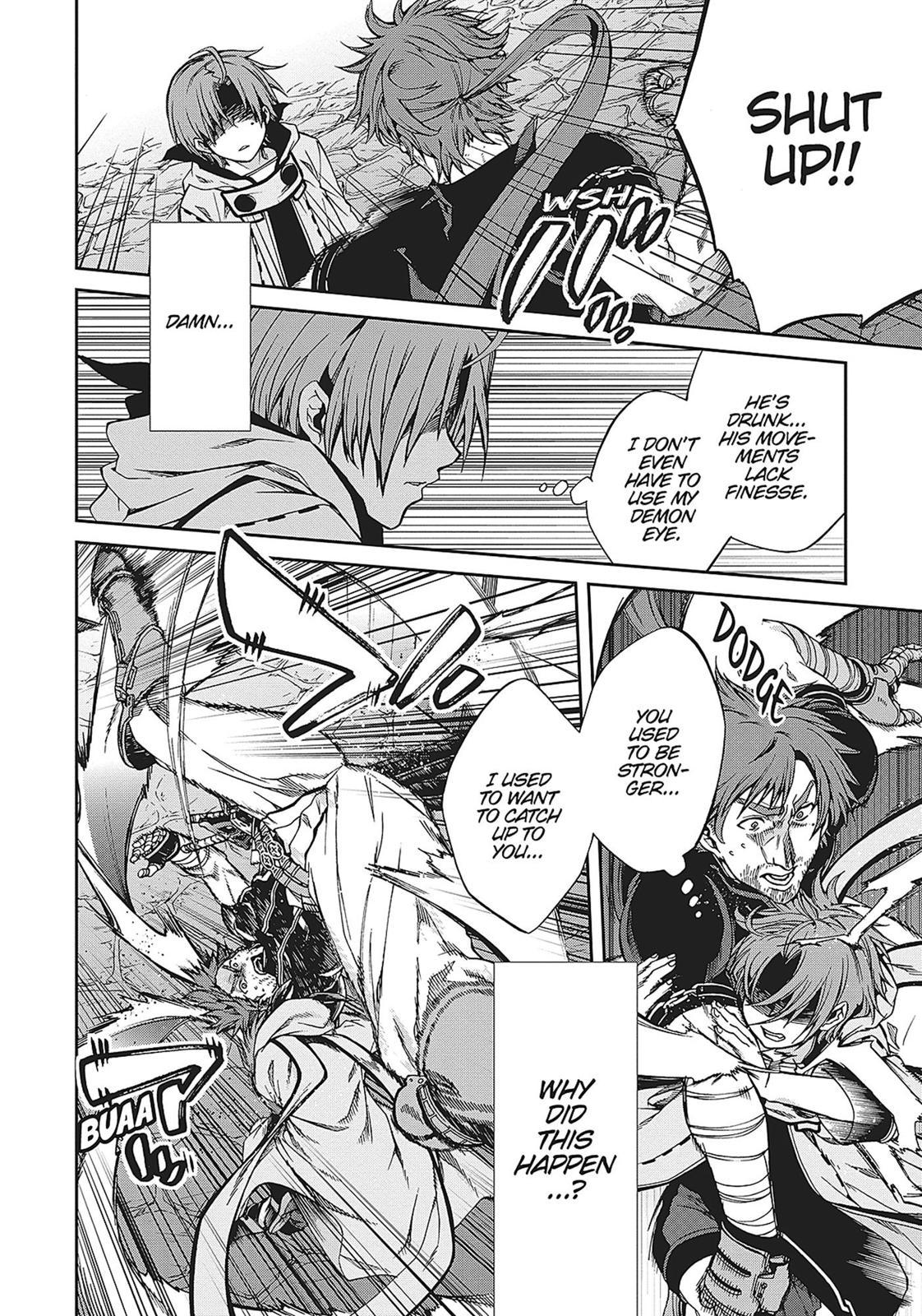 Mushoku Tensei, Chapter 34 image 017