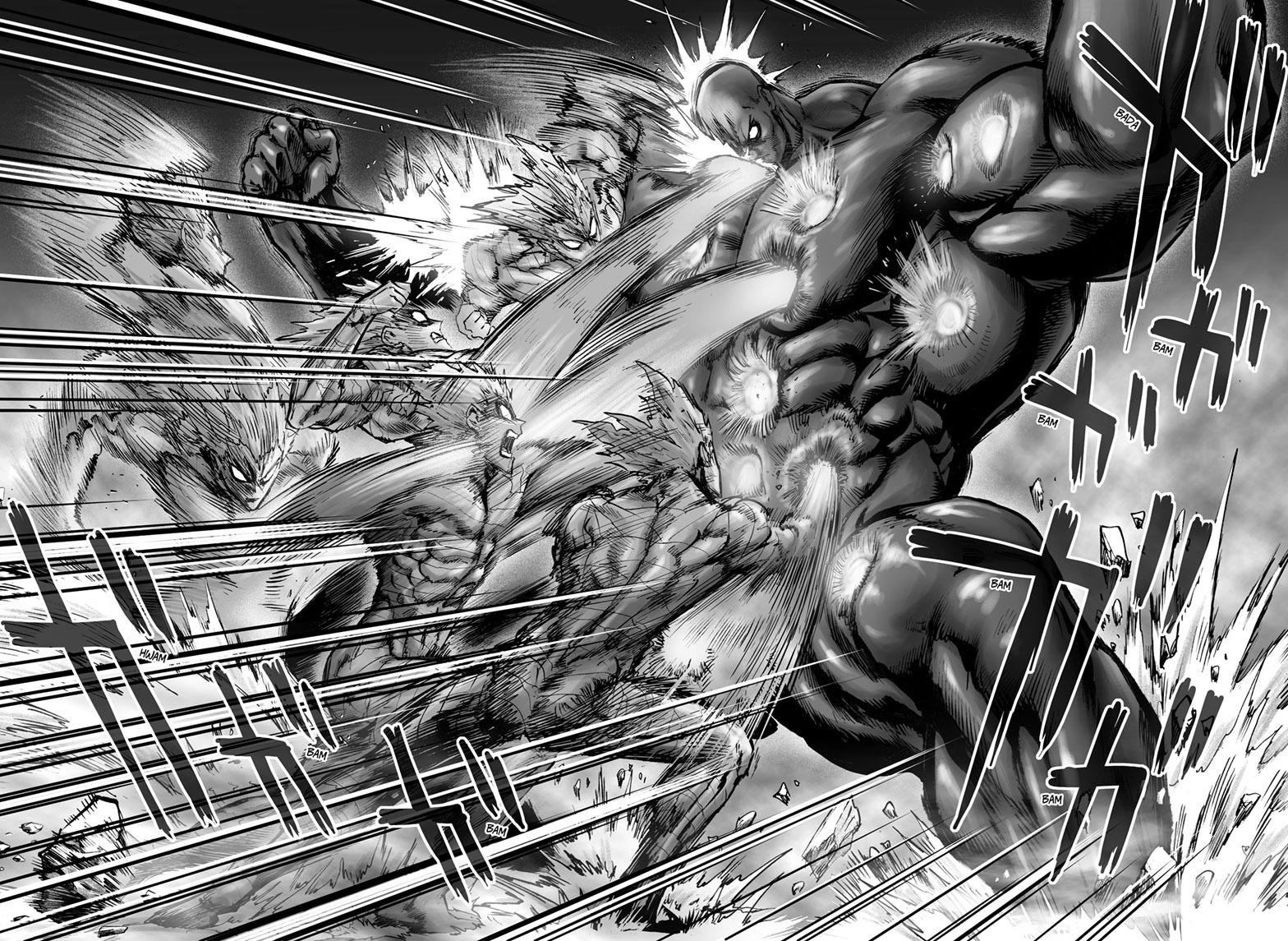 One-Punch Man, Chapter 124.2 image 002