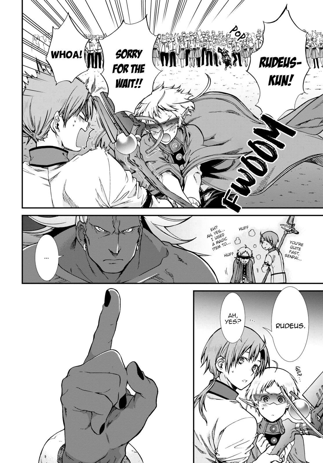Mushoku Tensei, Chapter 66 image 011