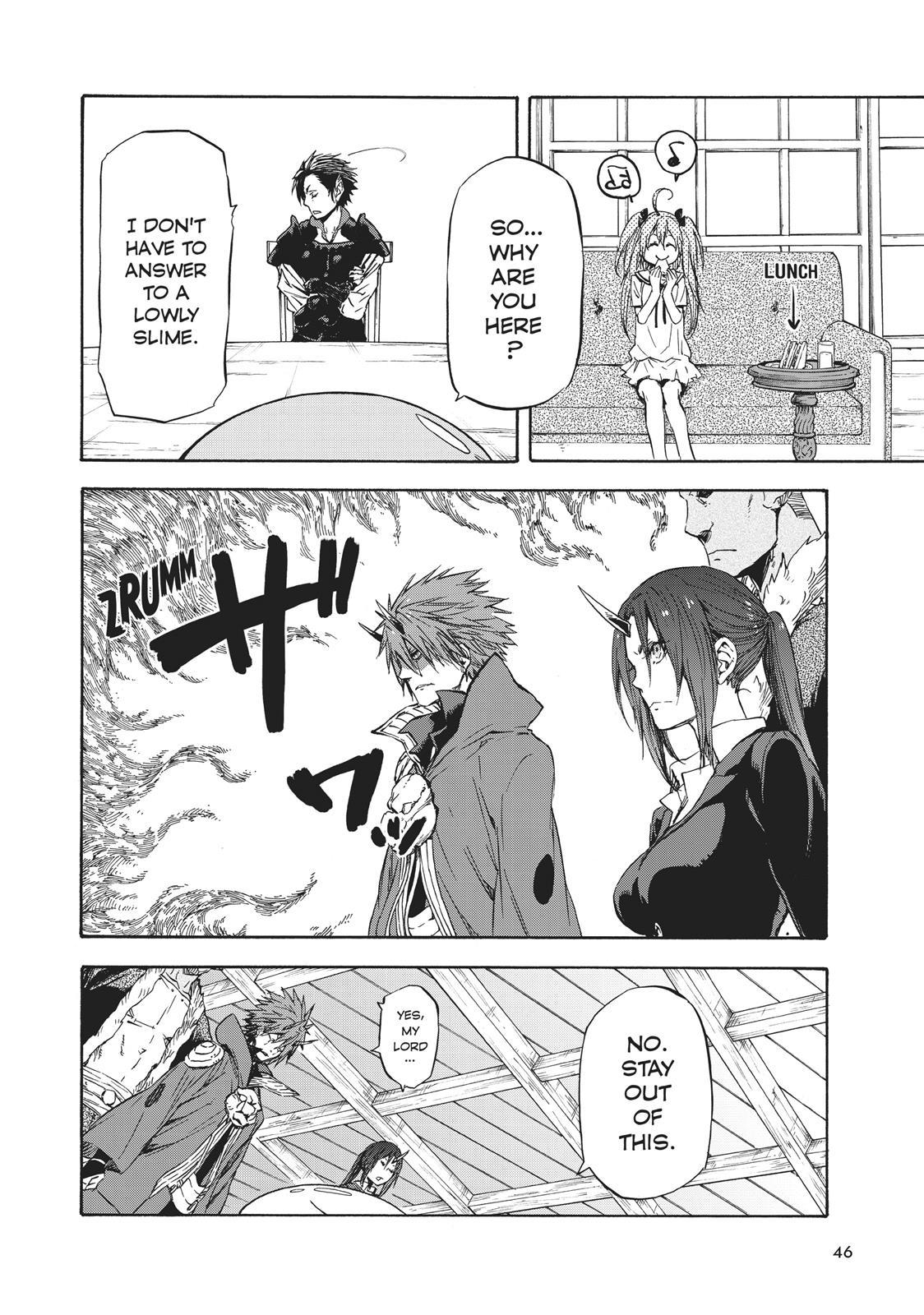 Tensei shitara Slime Datta Ken, Chapter 33 image 010