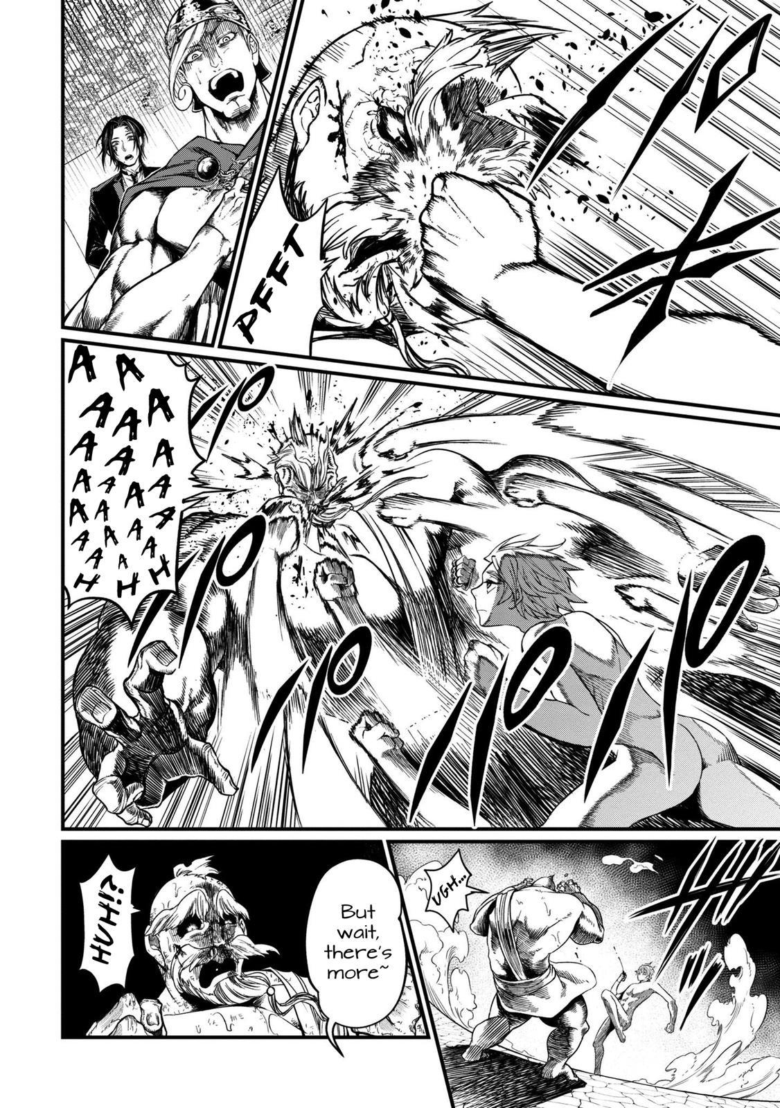 Shuumatsu no Valkyrie, Chapter 9 image 020