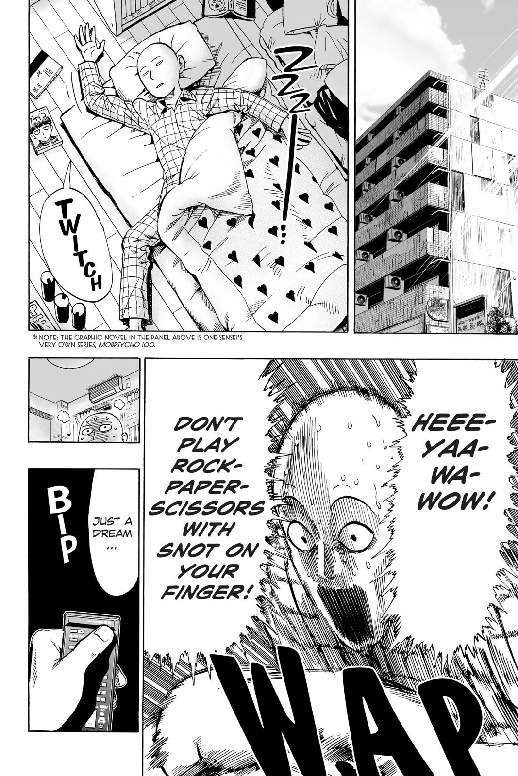 One-Punch Man, Chapter 12 image 010