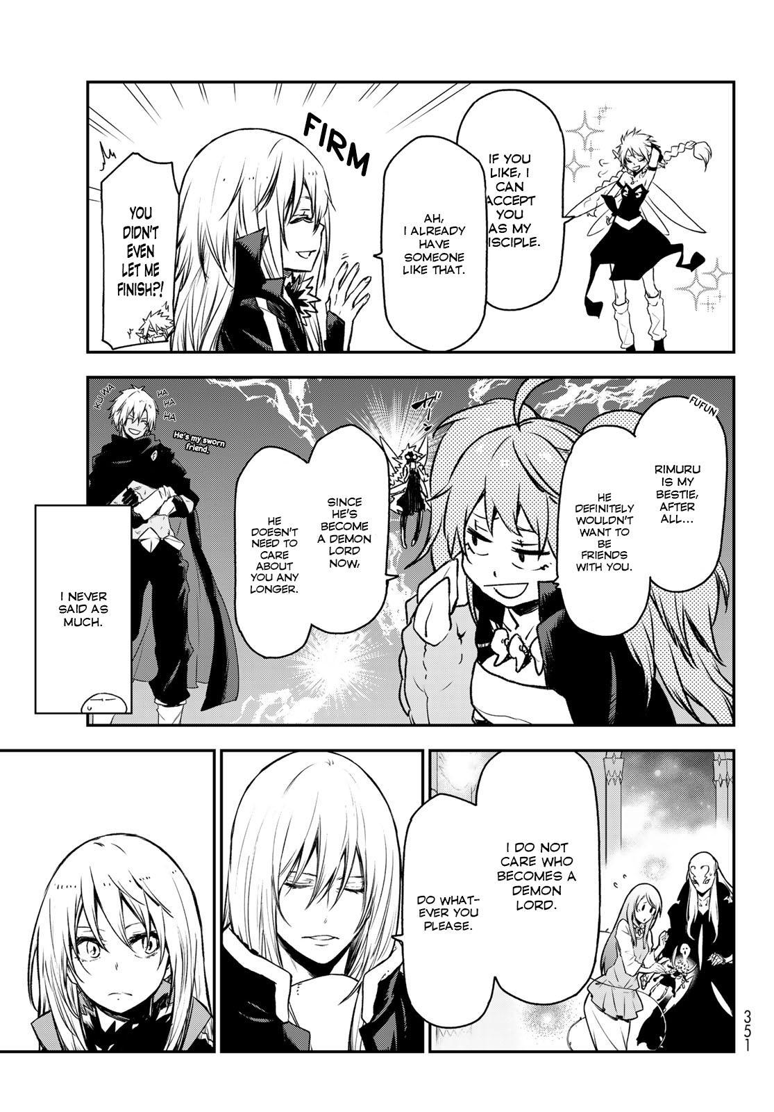 Tensei shitara Slime Datta Ken, Chapter 85 image 023