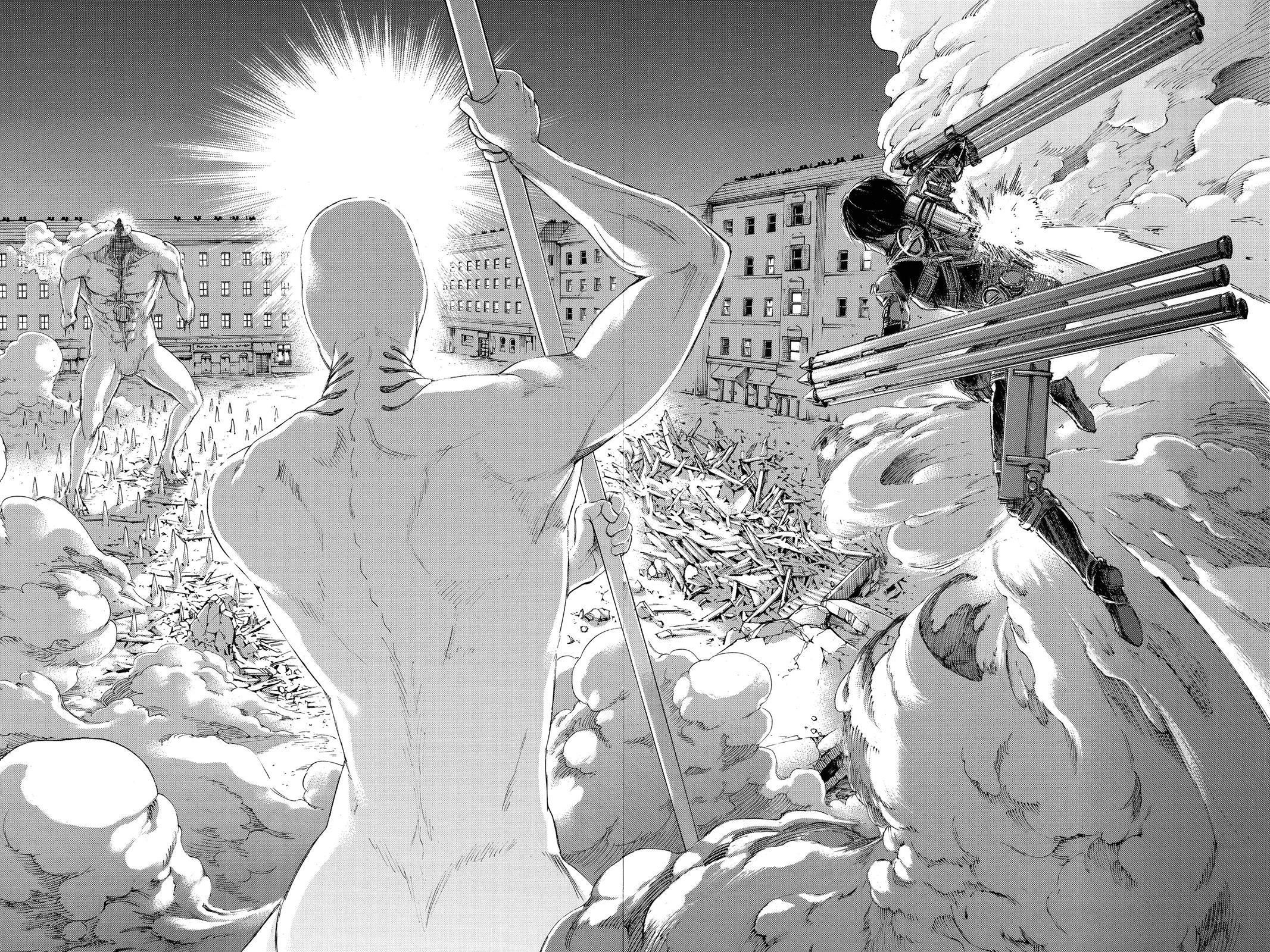 Attack On Titan, Episode 101 image 036