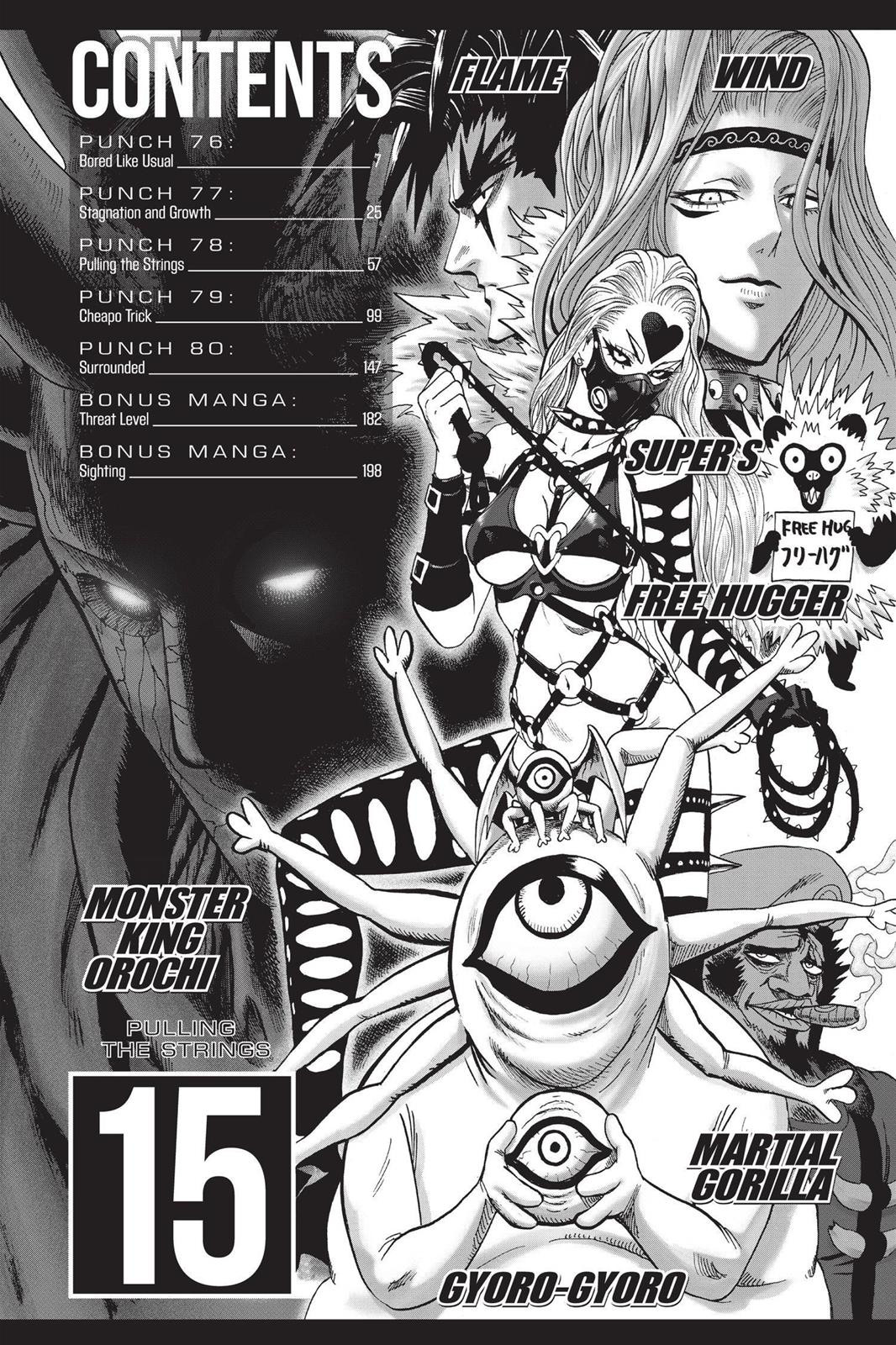 One-Punch Man, Chapter 76 image 006