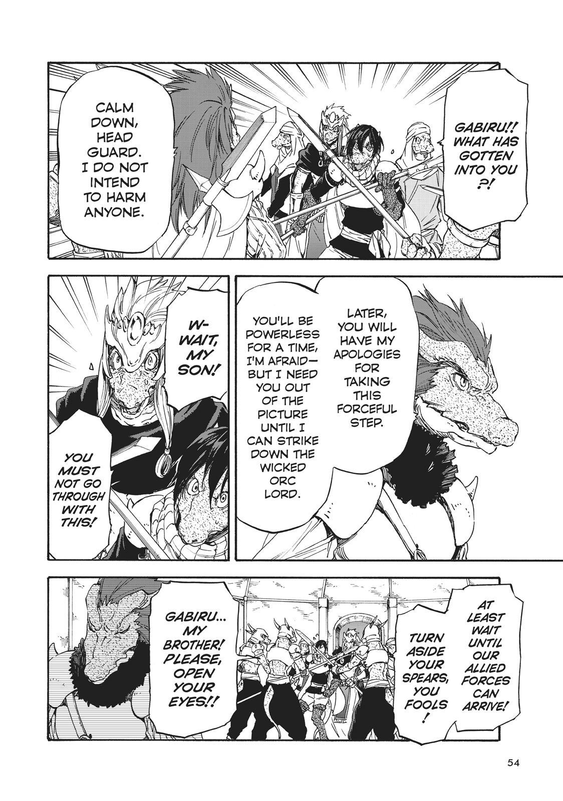 Tensei shitara Slime Datta Ken, Chapter 19 image 020