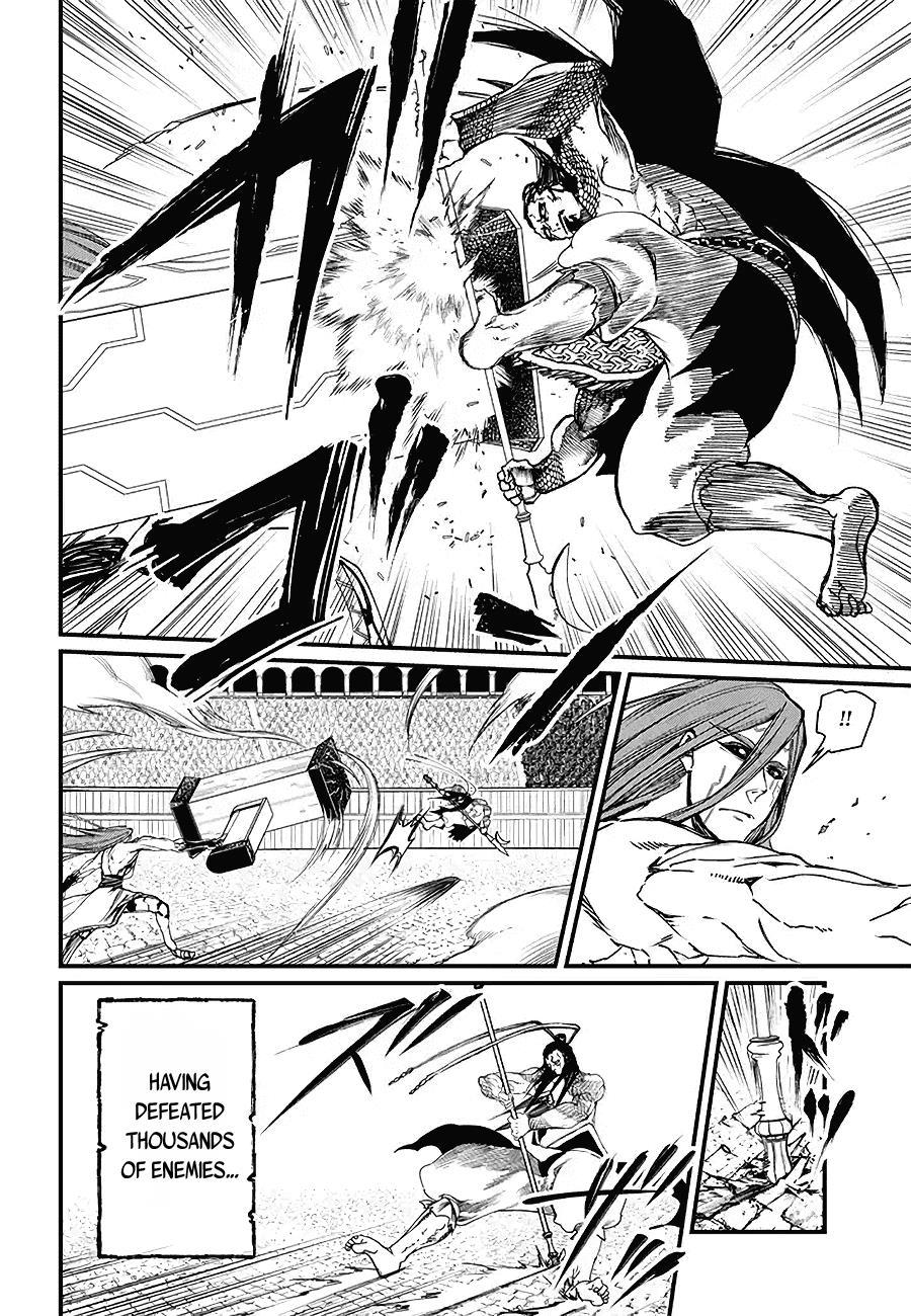Shuumatsu no Valkyrie, Chapter 2 image 019