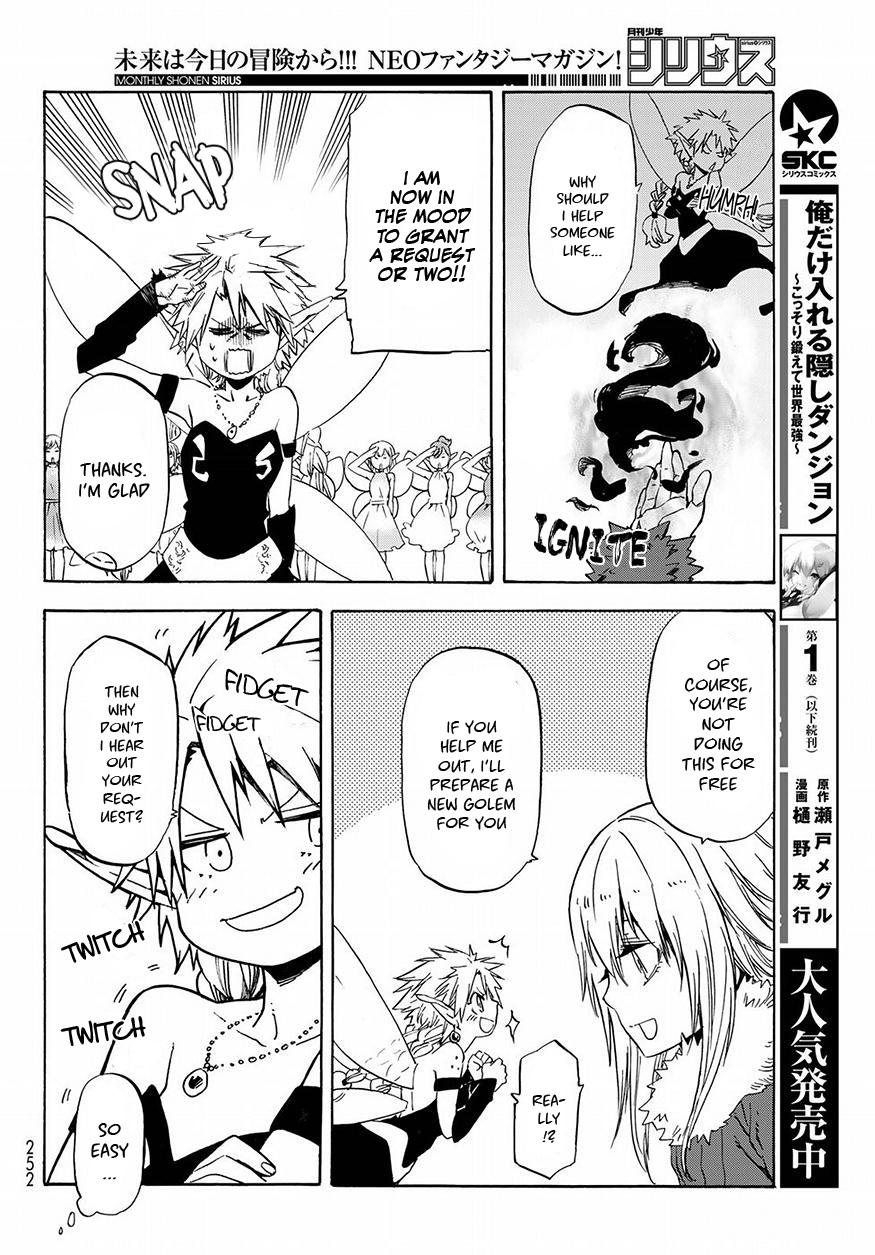 Tensei shitara Slime Datta Ken, Chapter 51 image 019