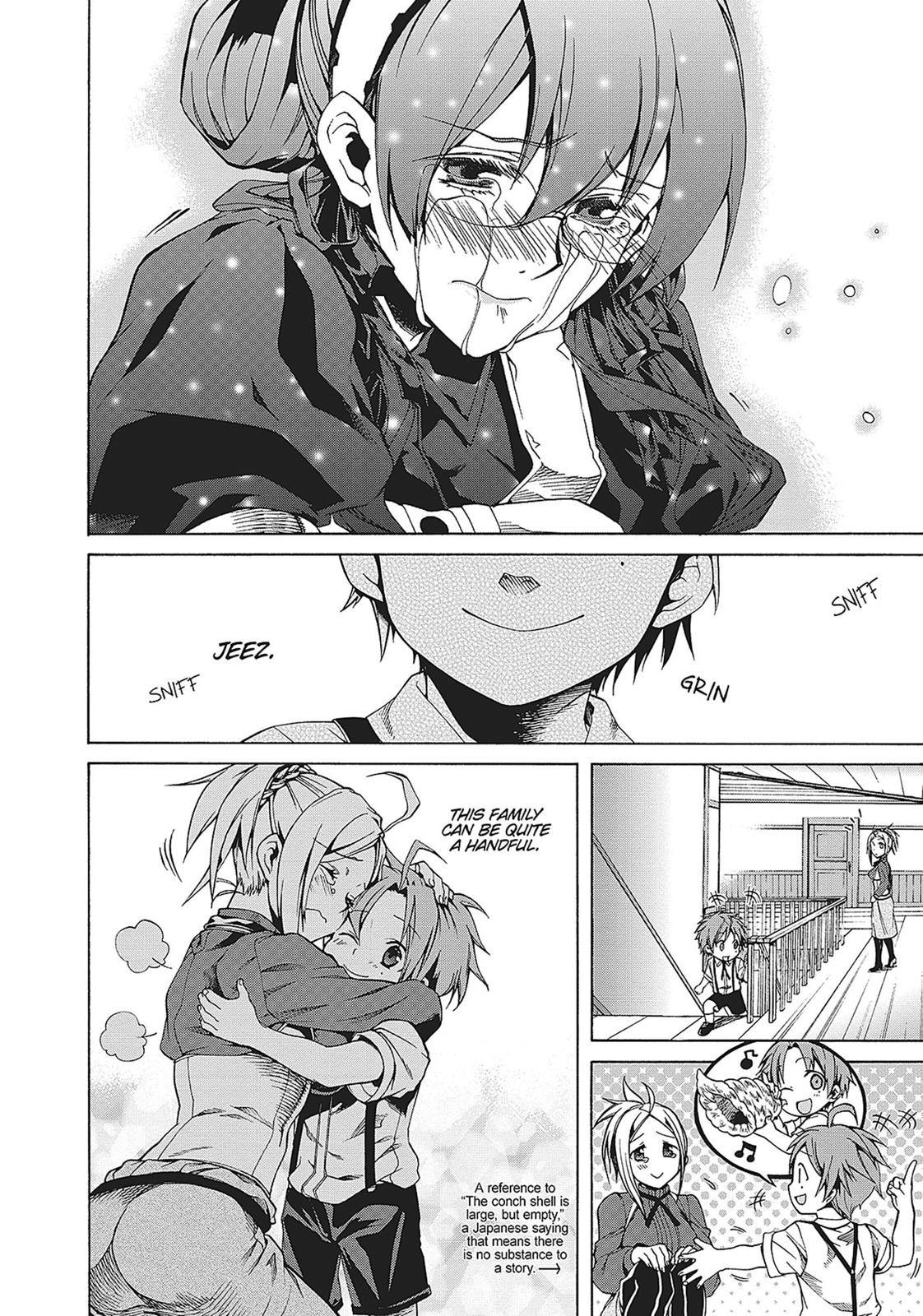 Mushoku Tensei, Chapter 5 image 020