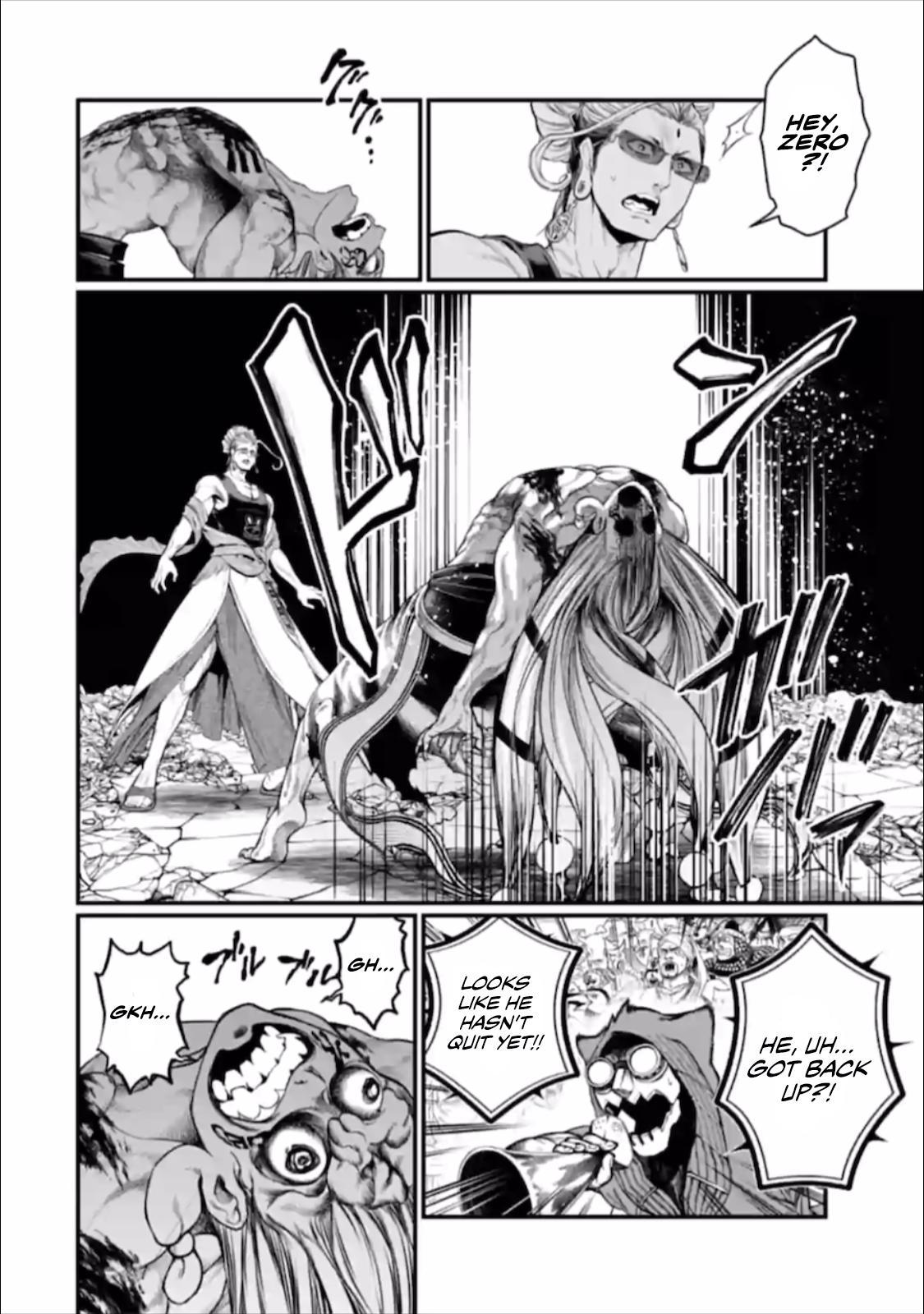 Shuumatsu no Valkyrie, Chapter 49 image 007