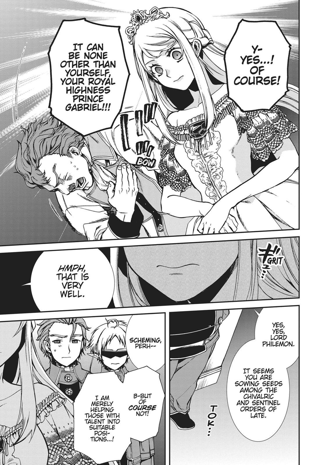 Mushoku Tensei, Chapter 39 image 021