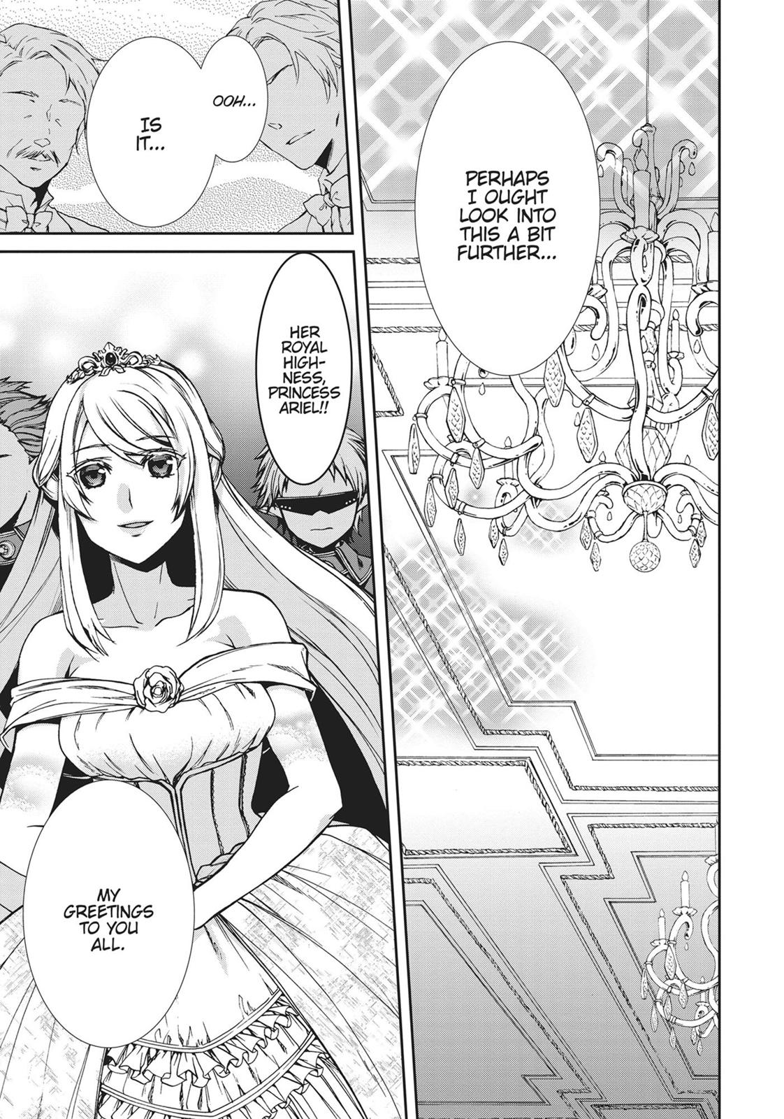 Mushoku Tensei, Chapter 38 image 014