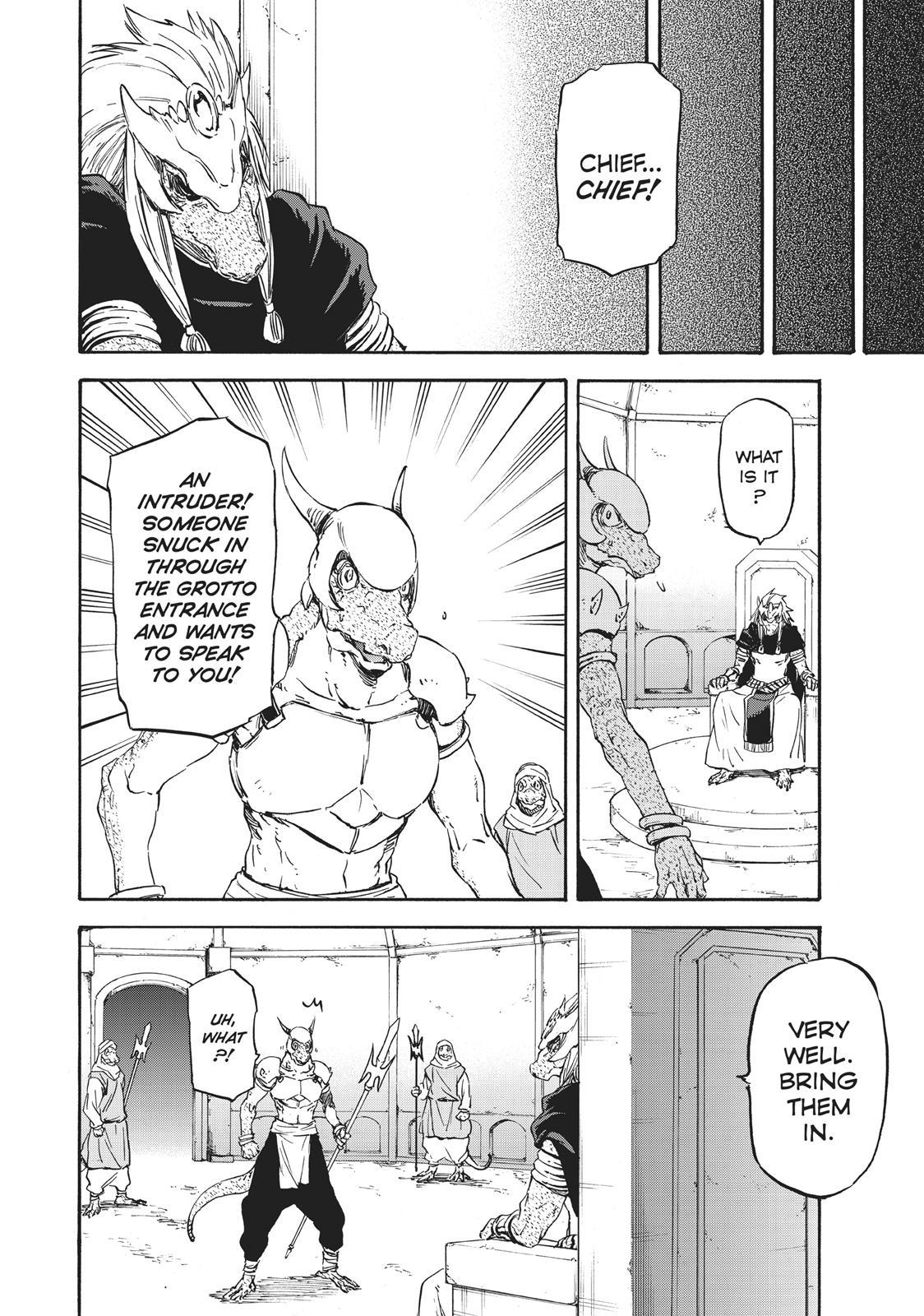 Tensei shitara Slime Datta Ken, Chapter 18 image 030