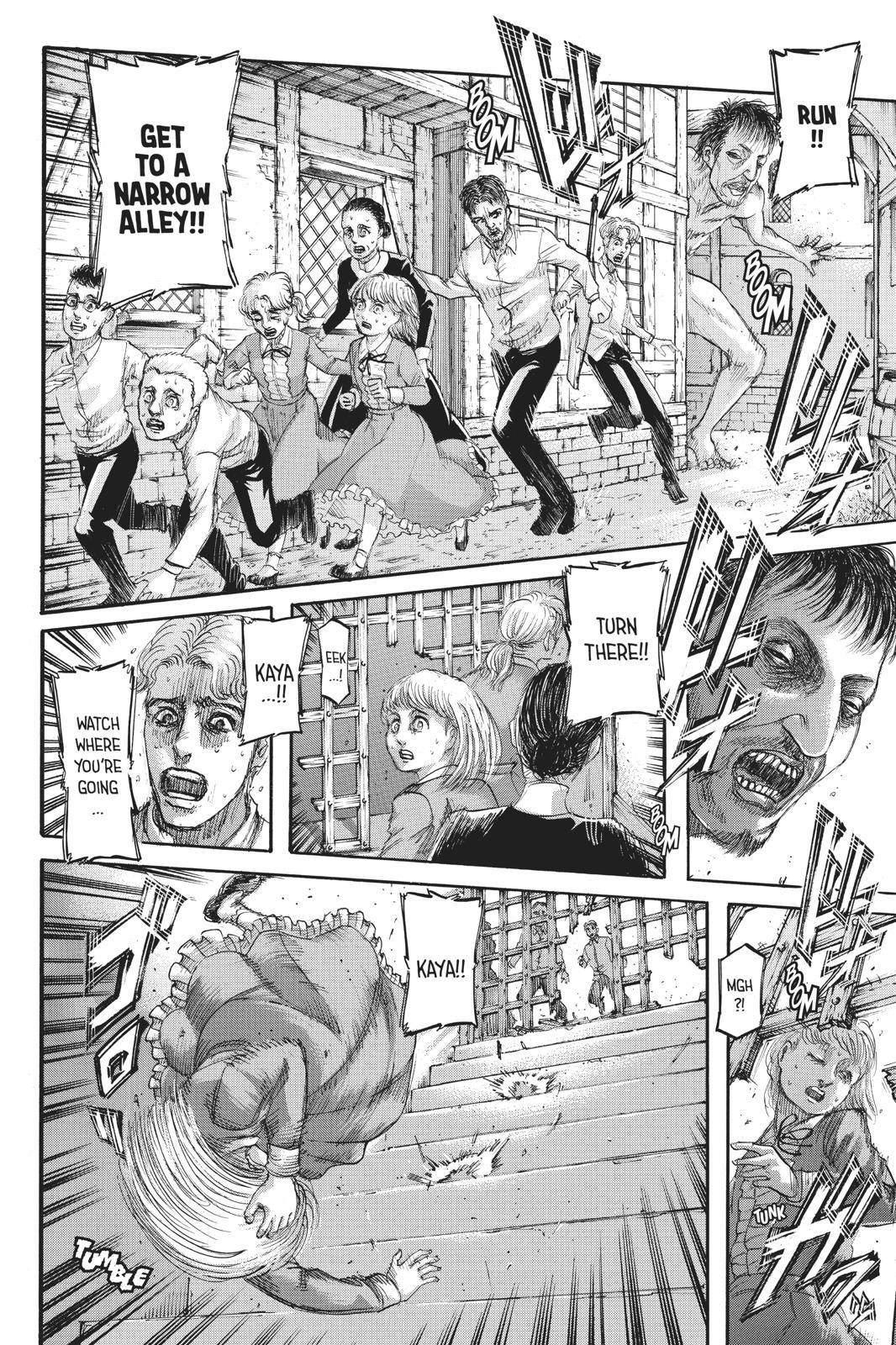 Attack On Titan, Episode 124 image 018