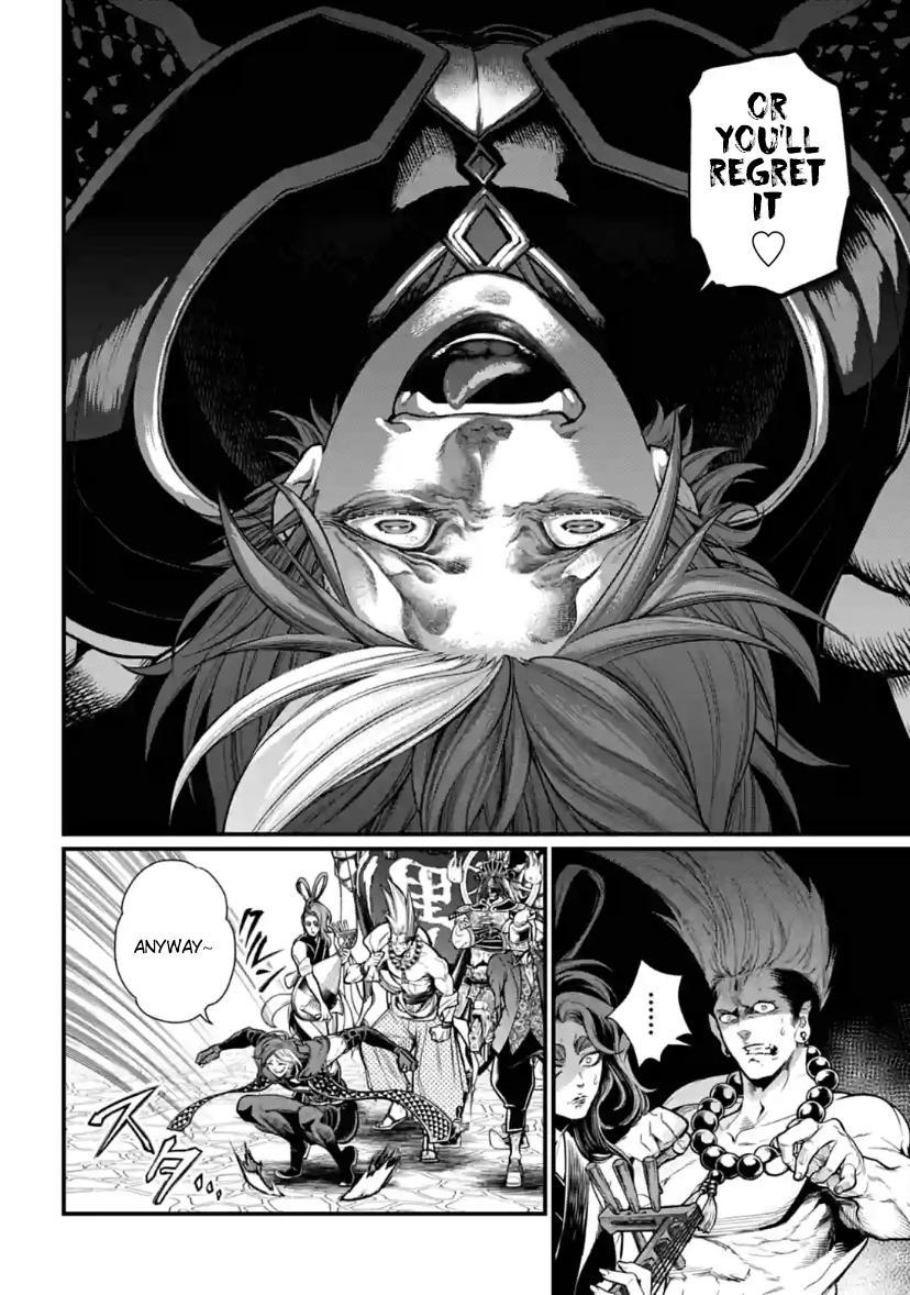 Shuumatsu no Valkyrie, Chapter 33 image 050