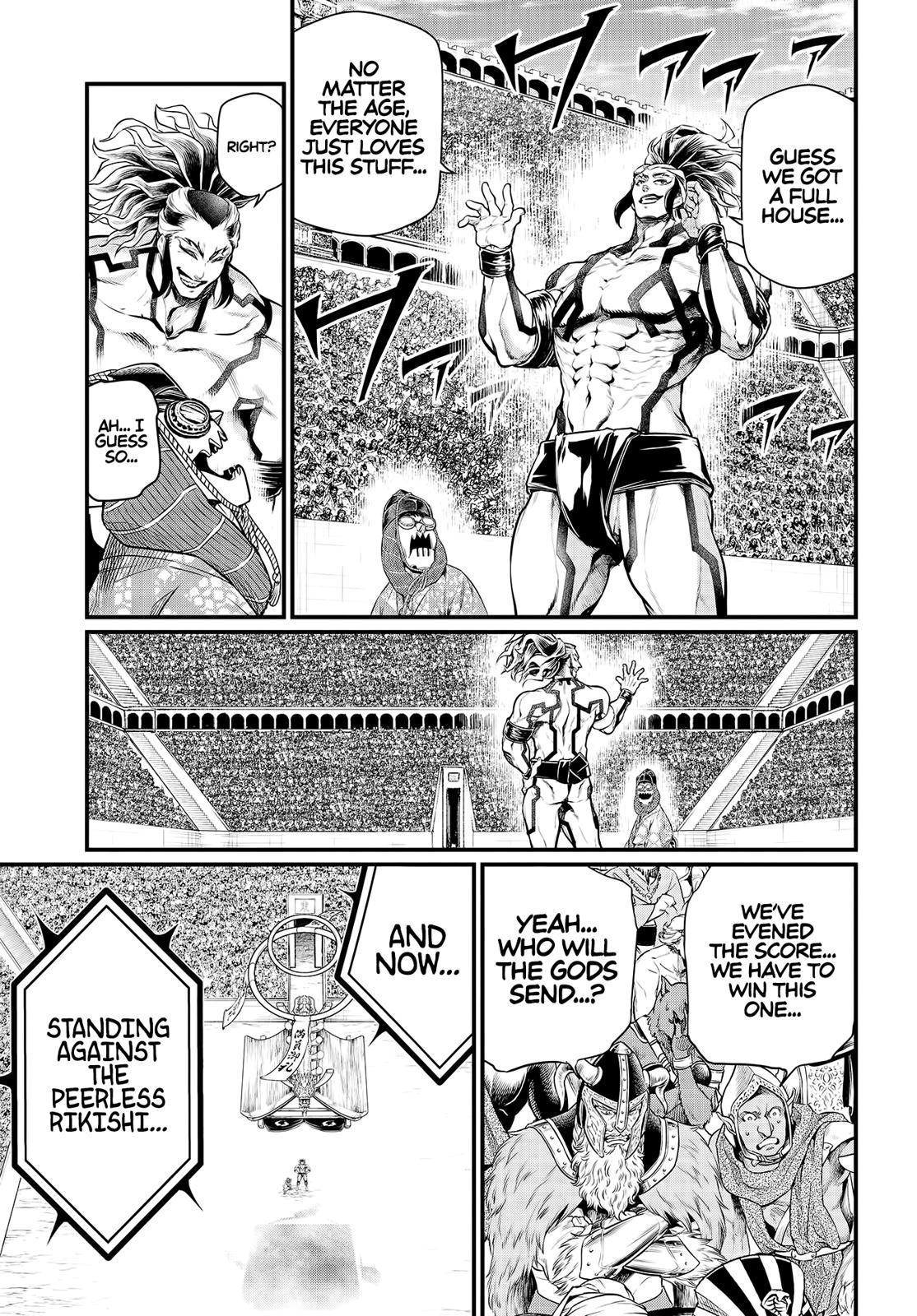 Shuumatsu no Valkyrie, Chapter 31 image 036