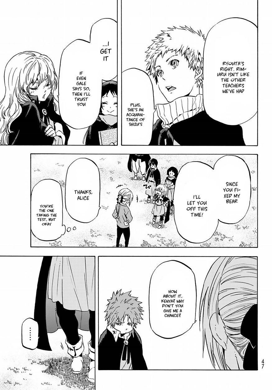Tensei shitara Slime Datta Ken, Chapter 47 image 033