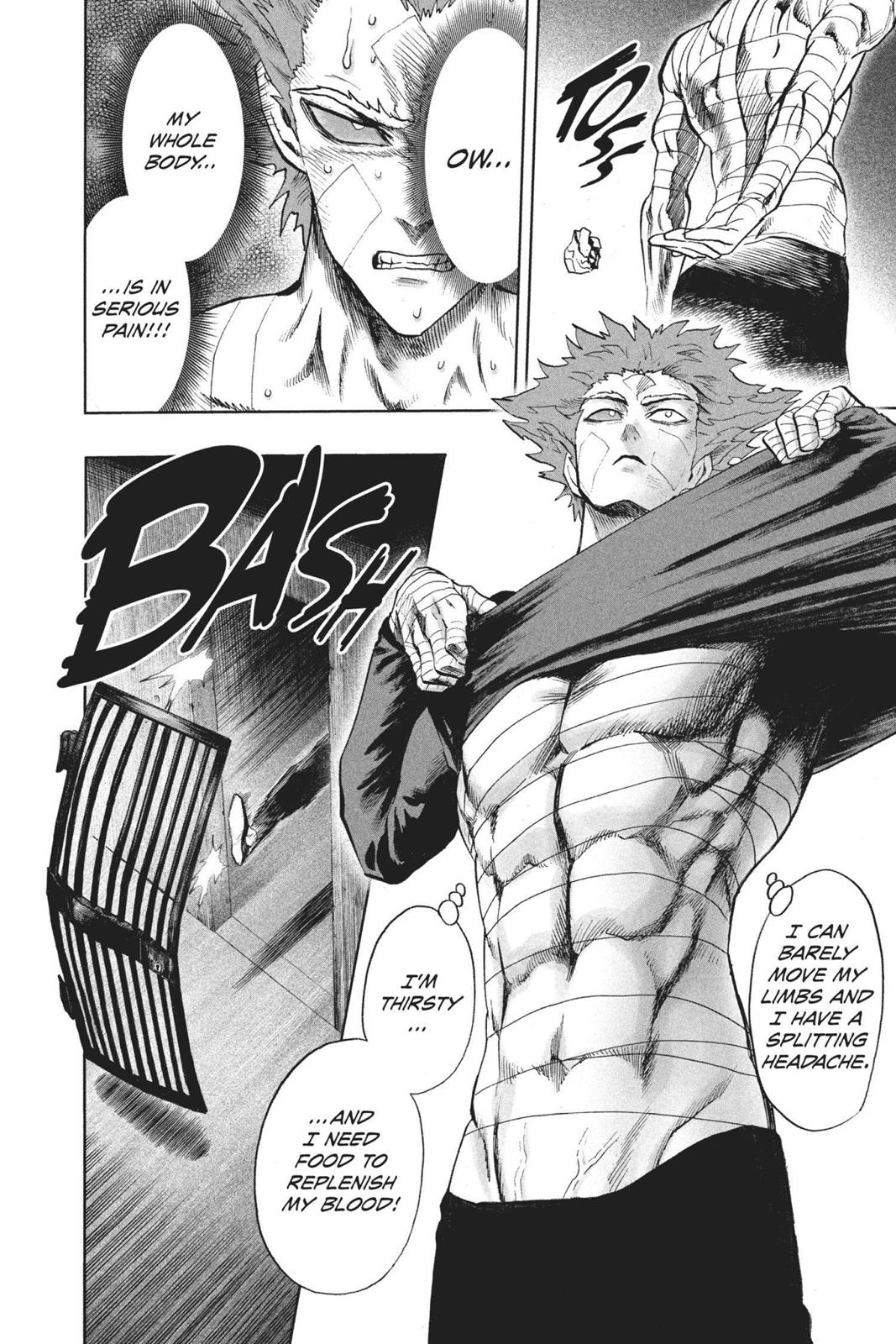 One-Punch Man, Chapter 87 image 004