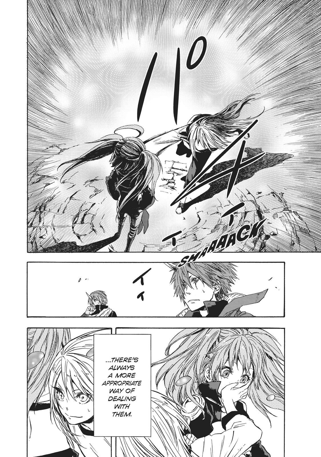 Tensei shitara Slime Datta Ken, Chapter 31 image 006