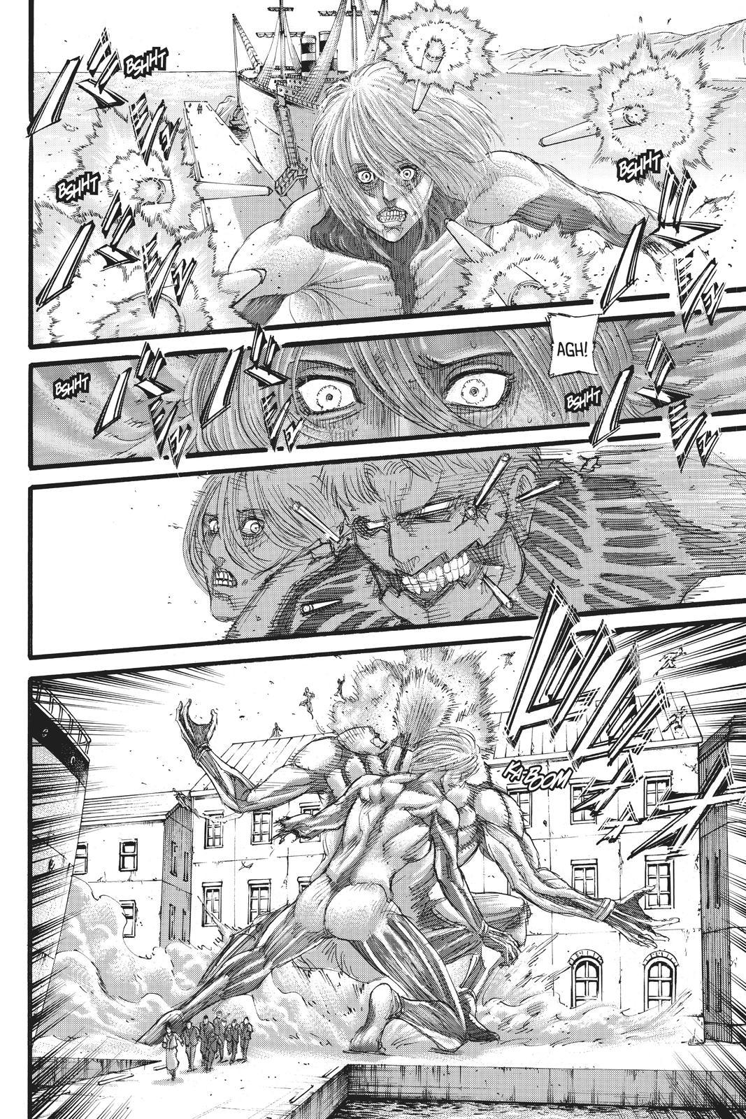 Attack On Titan, Episode 129 image 015