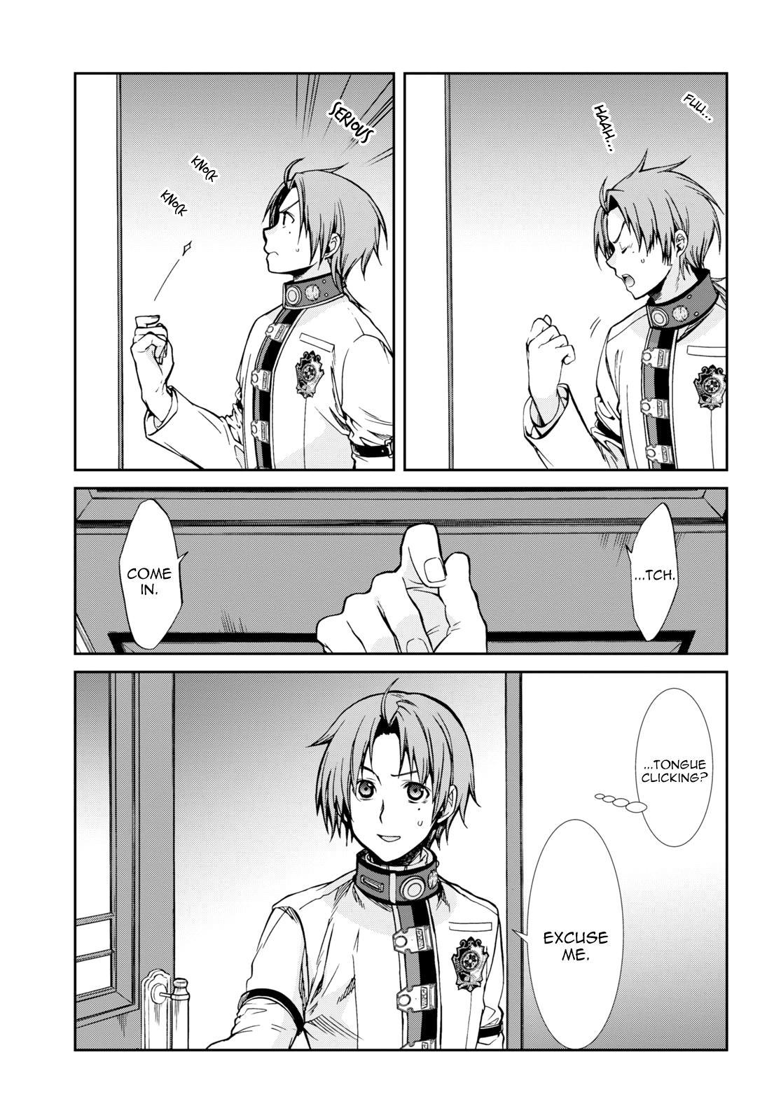 Mushoku Tensei, Chapter 68 image 019