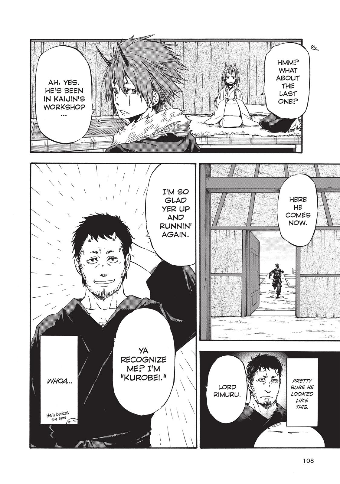 Tensei shitara Slime Datta Ken, Chapter 15 image 012
