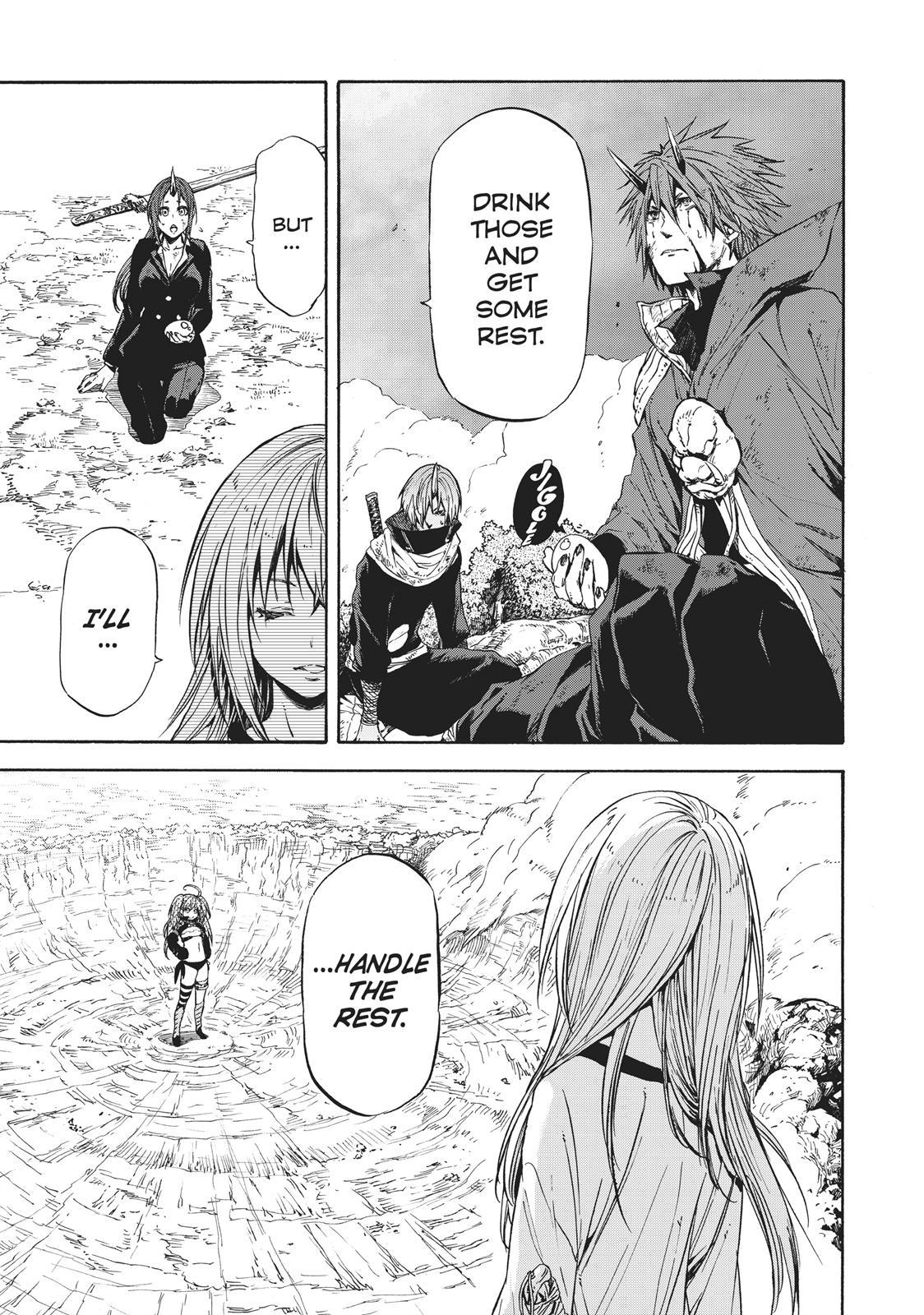 Tensei shitara Slime Datta Ken, Chapter 31 image 001
