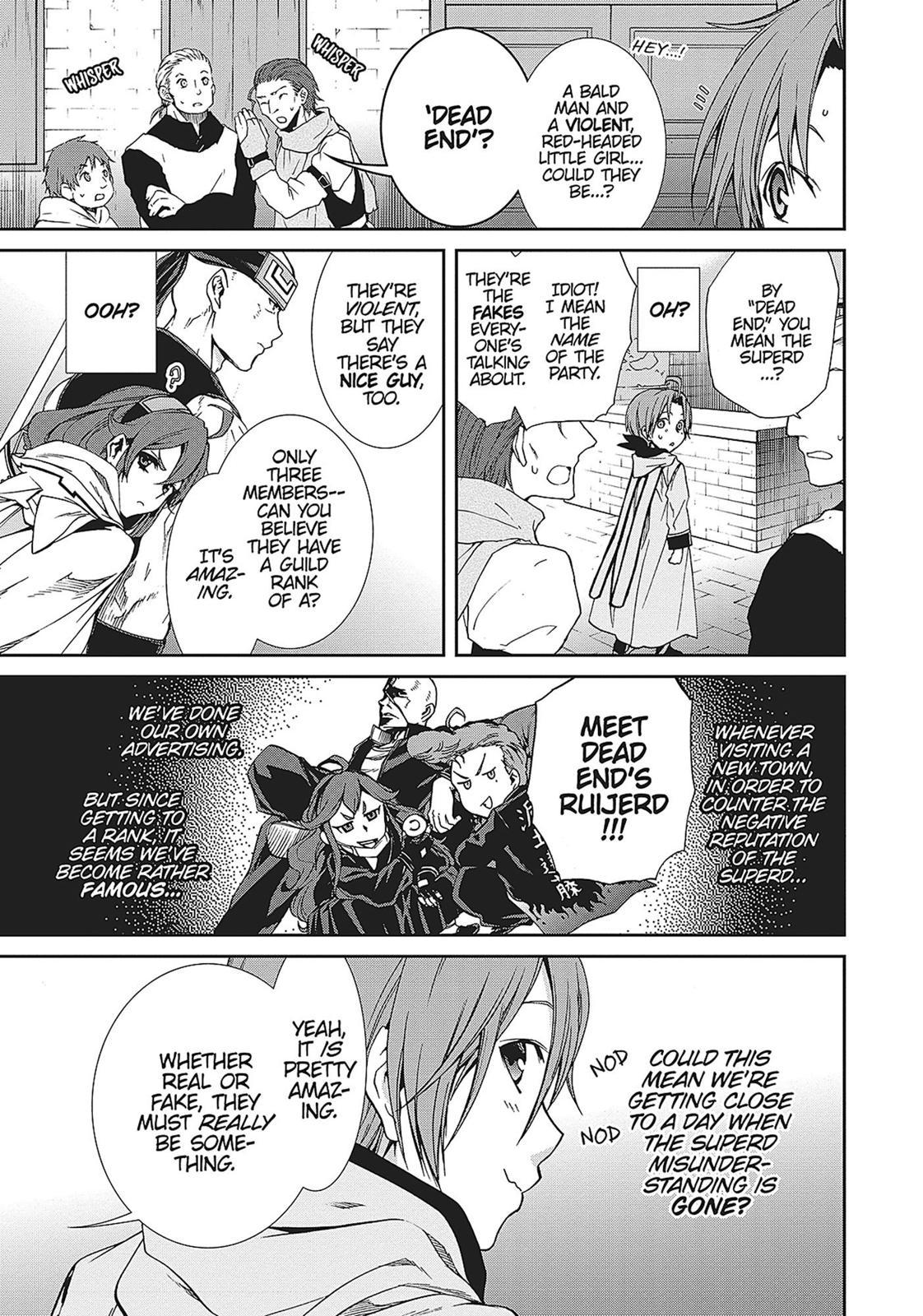 Mushoku Tensei, Chapter 28 image 008