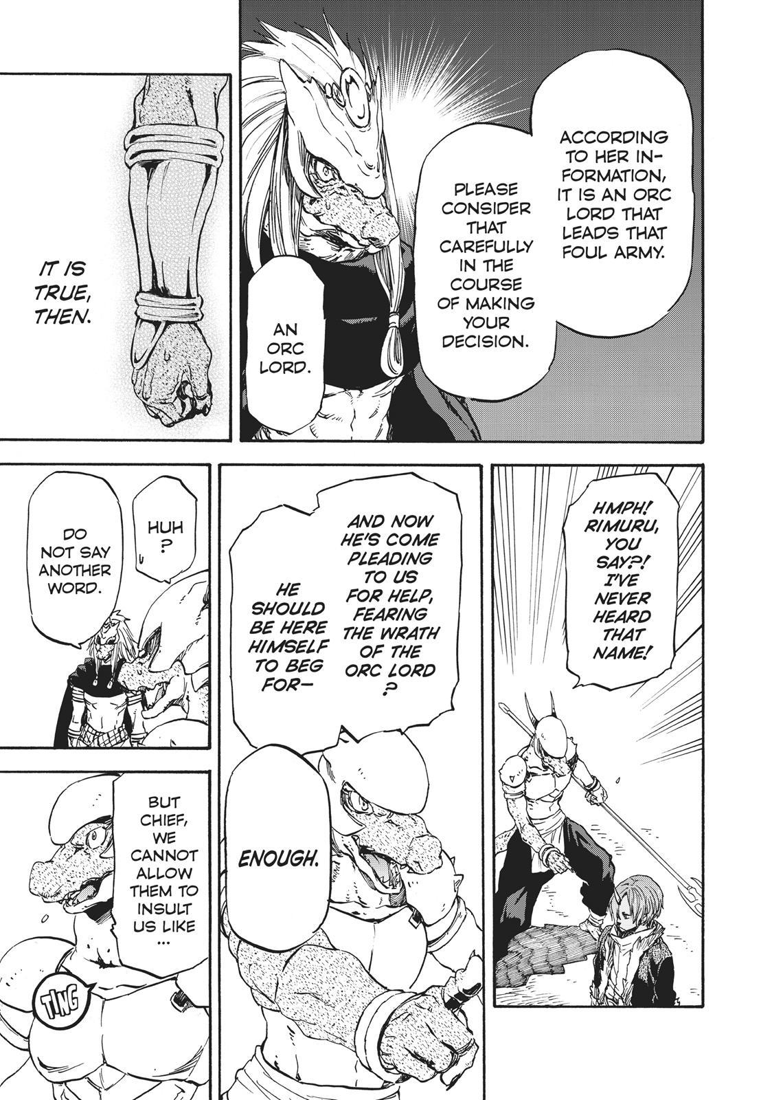Tensei shitara Slime Datta Ken, Chapter 19 image 005