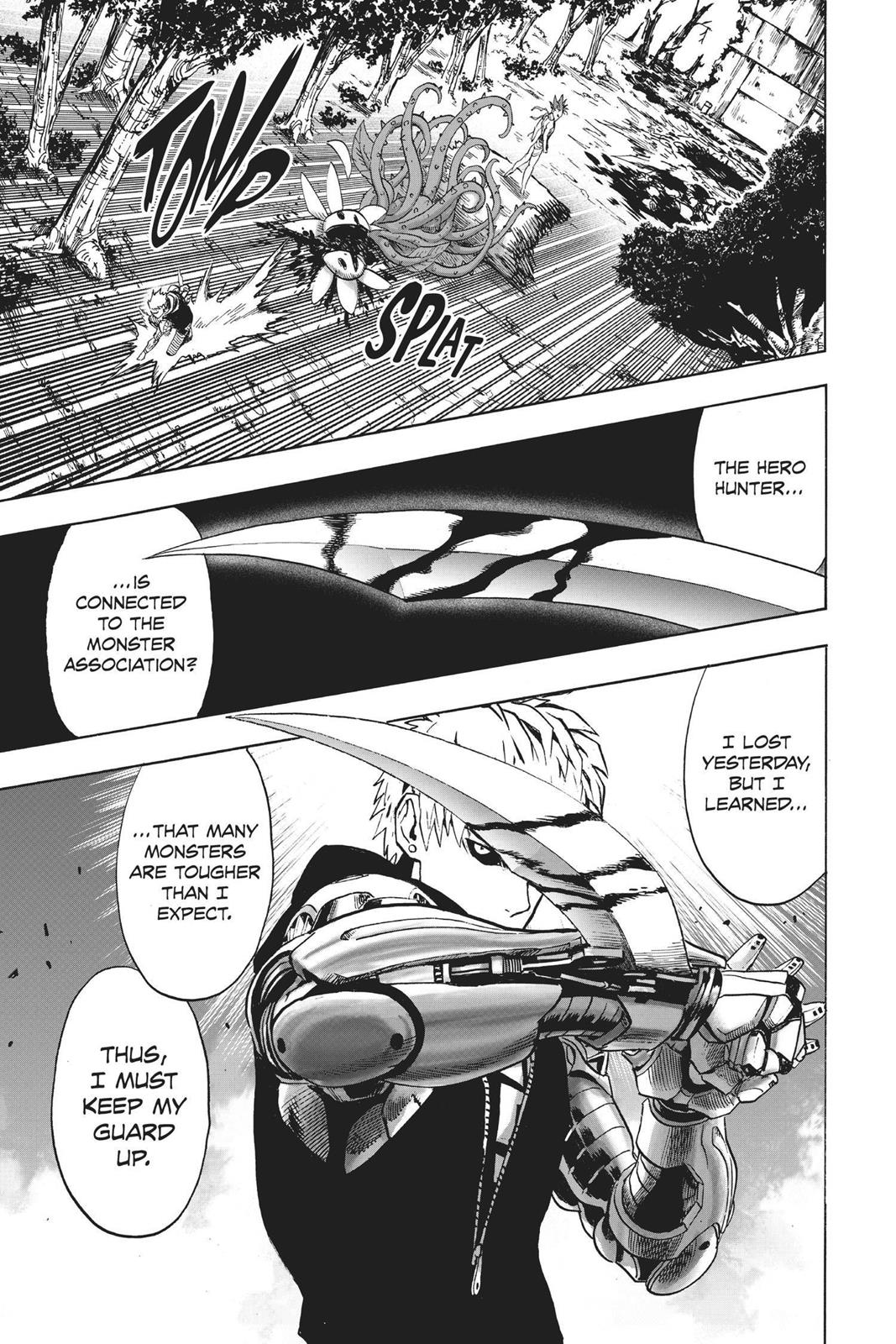 One-Punch Man, Chapter 83 image 040