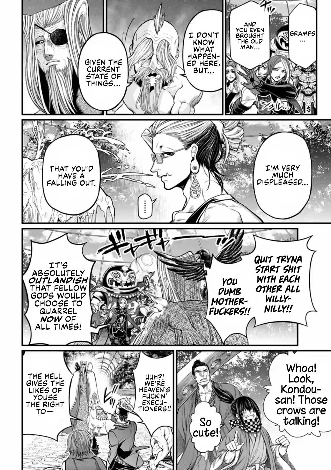 Shuumatsu no Valkyrie, Chapter 34 image 016